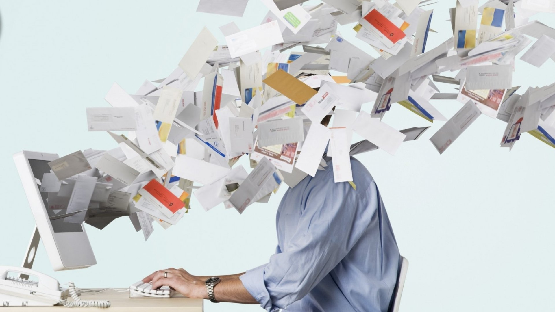 4 Ways to Use Your Email More Productively