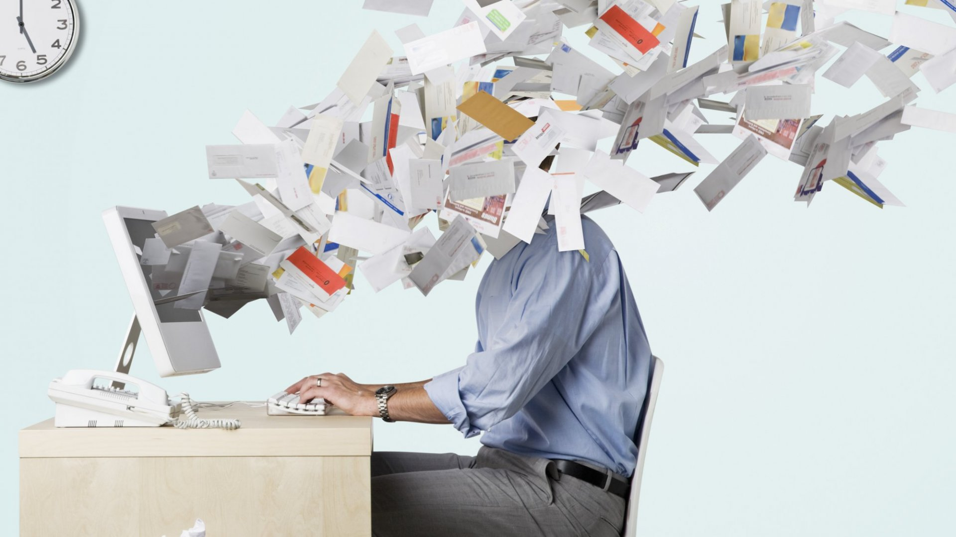 You Spend 20 Hours a Week on Email. Here's How to Stop