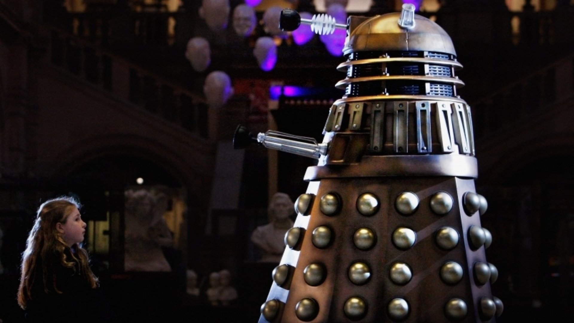 The Top 10 Signs Your HR Manager is Actually A Dalek