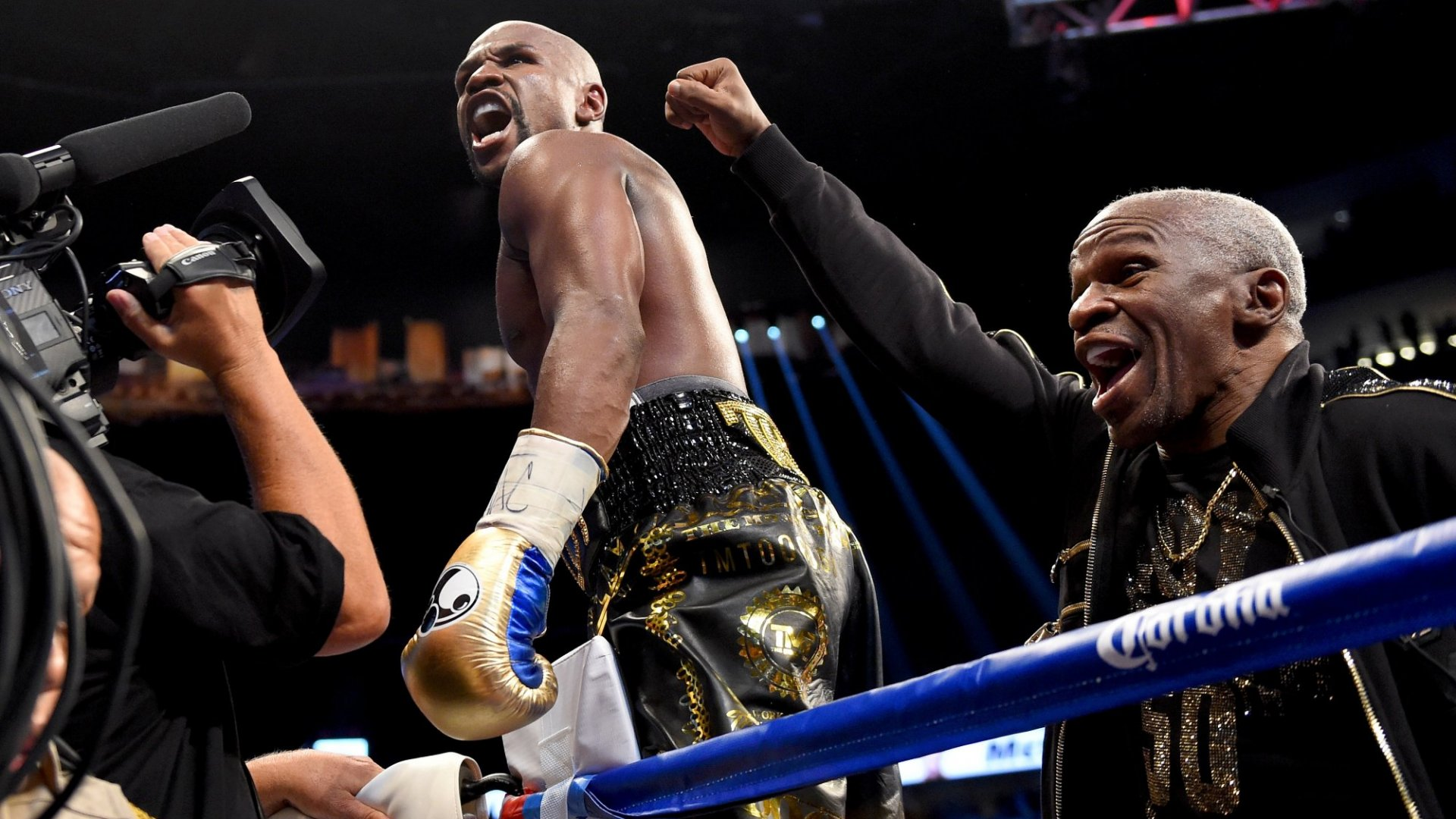 Floyd Mayweather Made $300 Million in 28 Minutes. Here Are 2 Lessons You Can Learn From Him