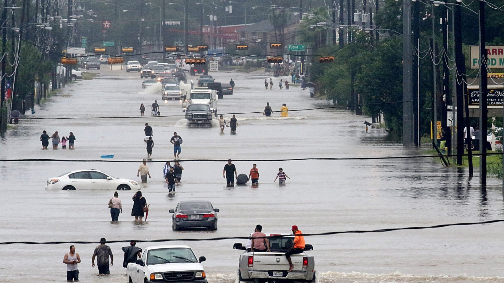 25 Companies Helping With Hurricane Harvey Relief That You Should Support