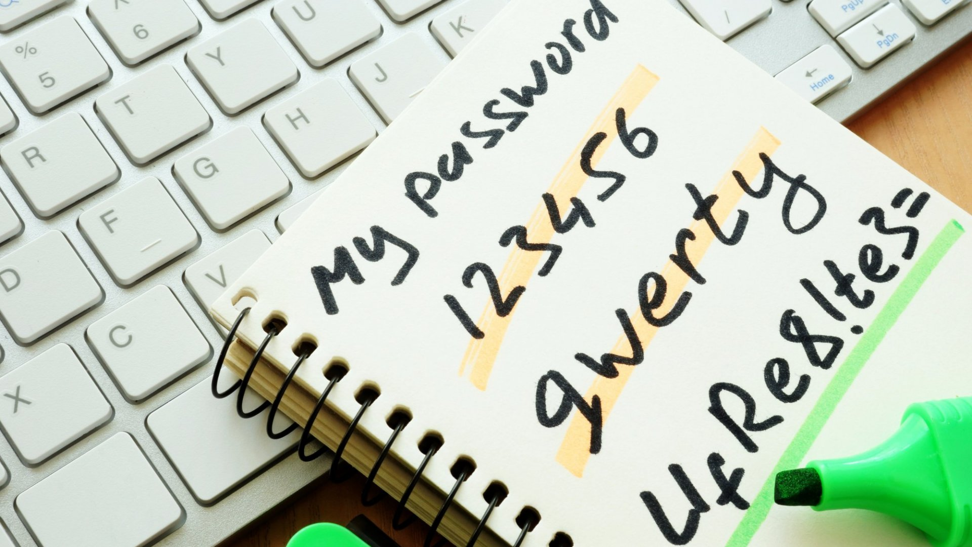 Skip the New Year's Resolution and Change Your Passwords