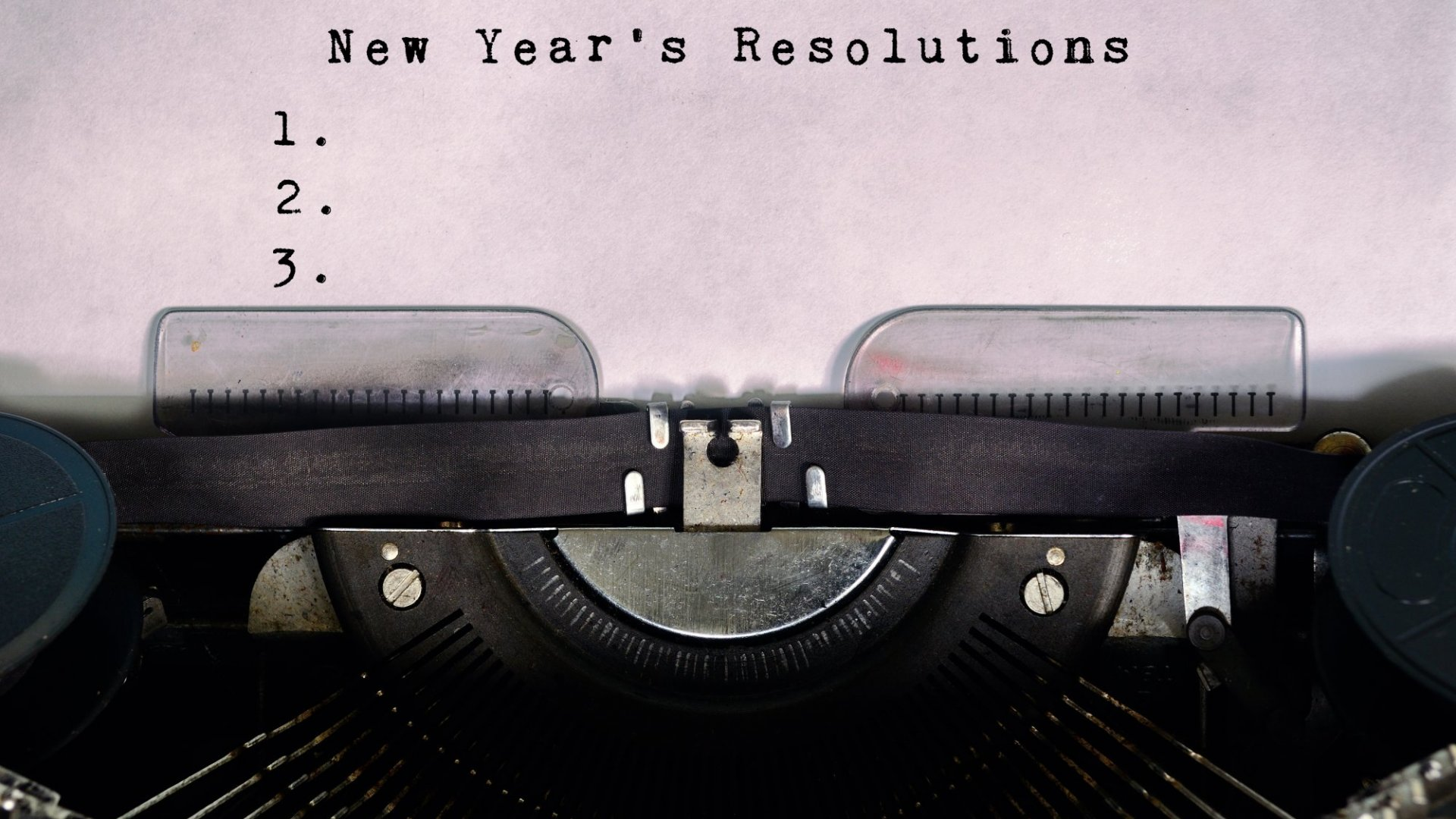You're Thinking About New Year's Resolutions All Wrong. Try This Instead