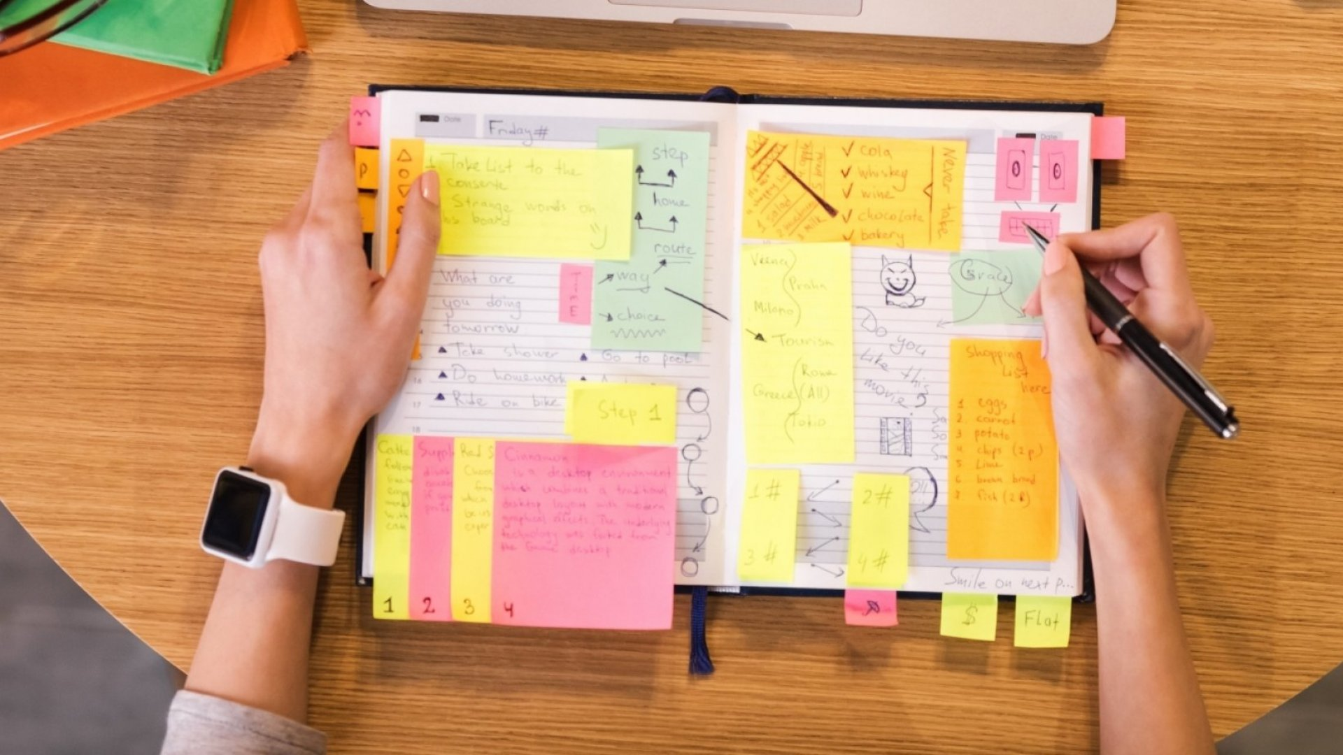 Why Being Very Busy Can Make You a Better Leader