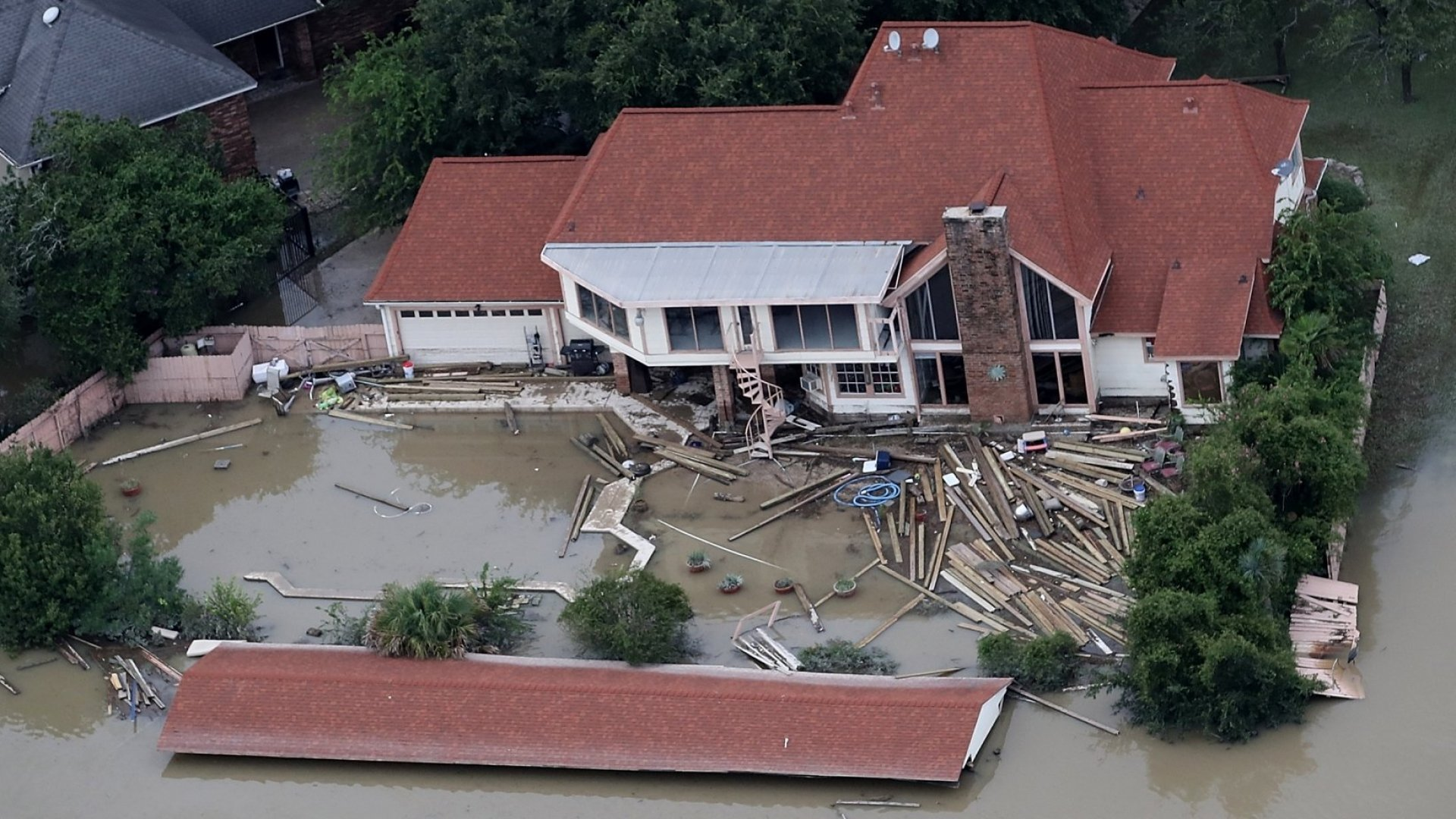 80 Percent of Harvey Victims Don't Have Flood Insurance. Do You?