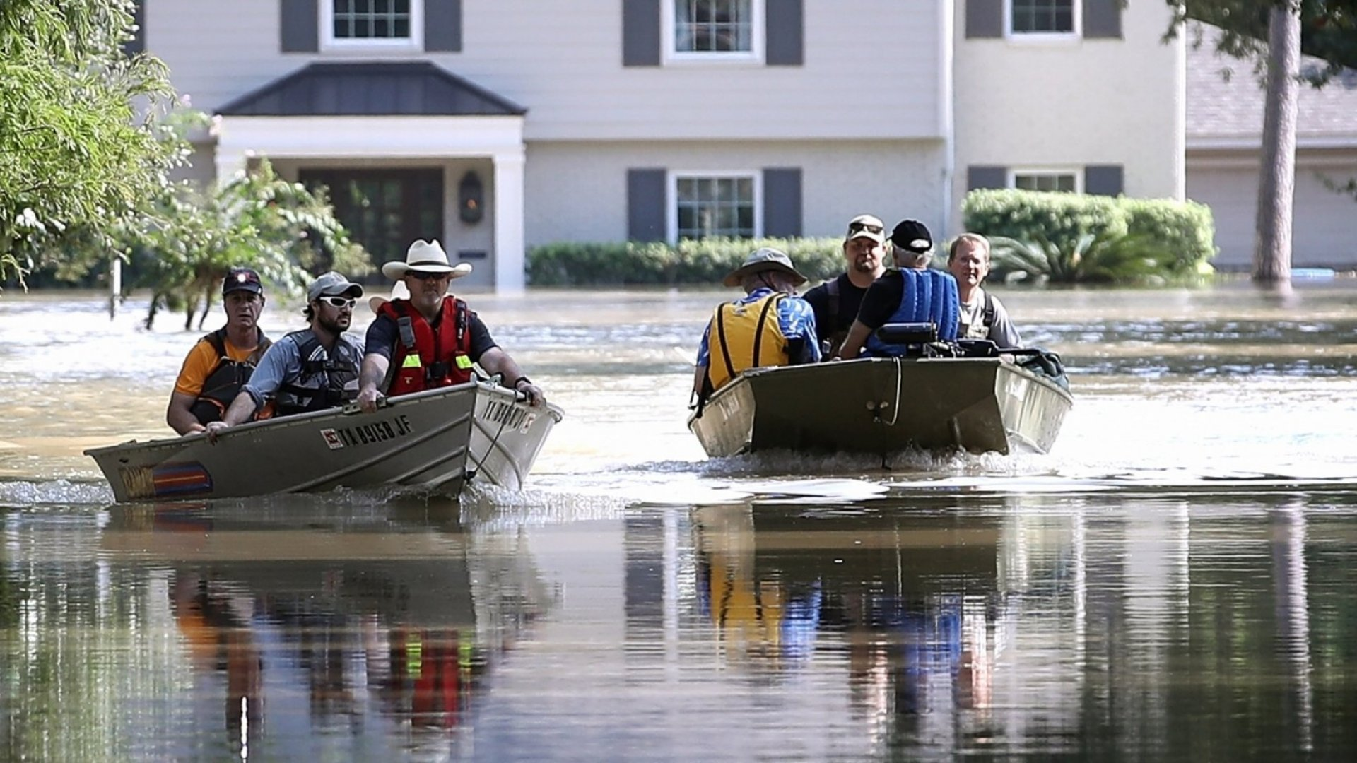How an App You've Probably Never Heard of Helped Save Houston--and Could Help Florida Next