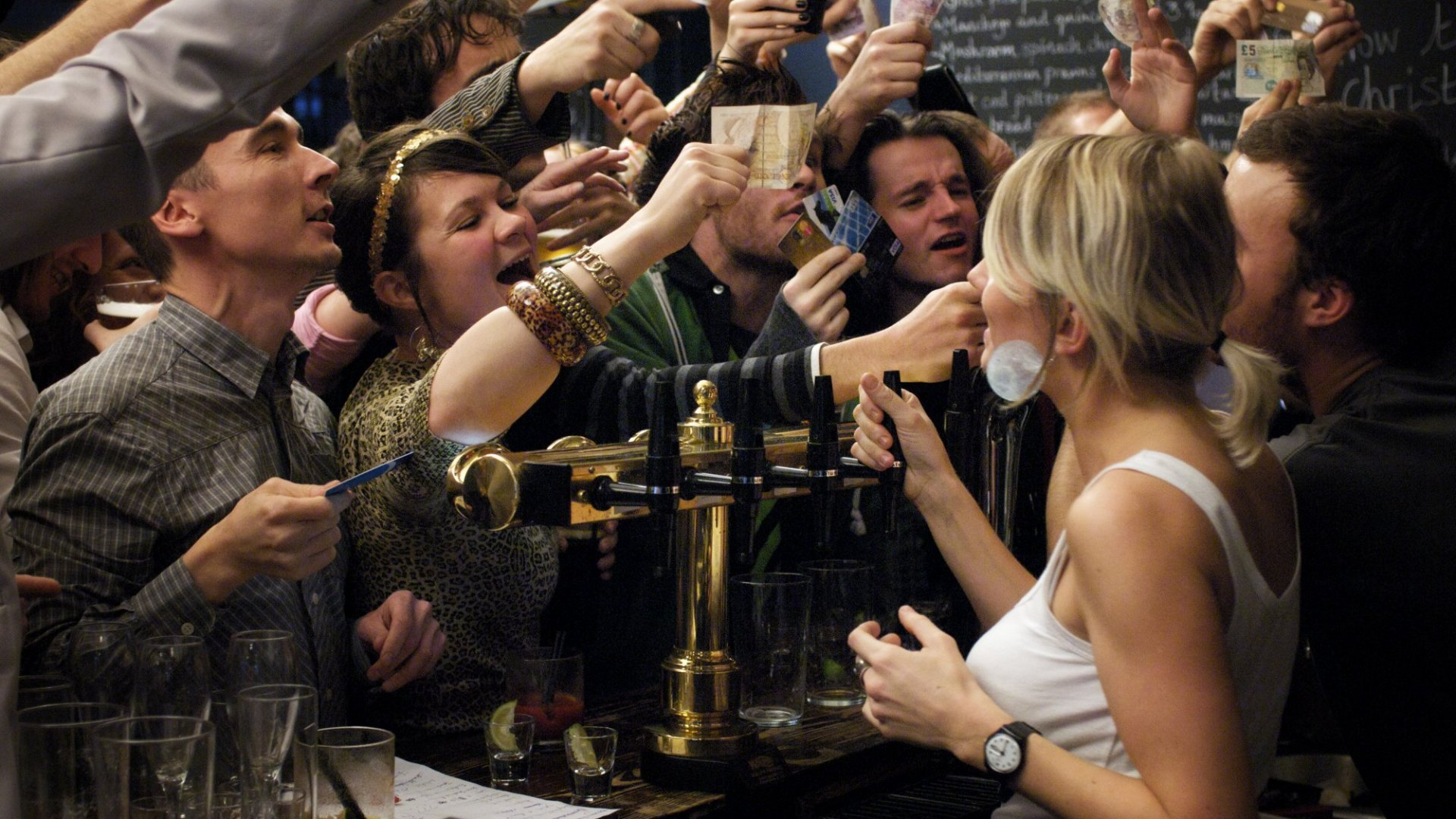 Forget Black Friday. Today is Drunk Wednesday (Now, Data From 10,000 Bars Proves It)