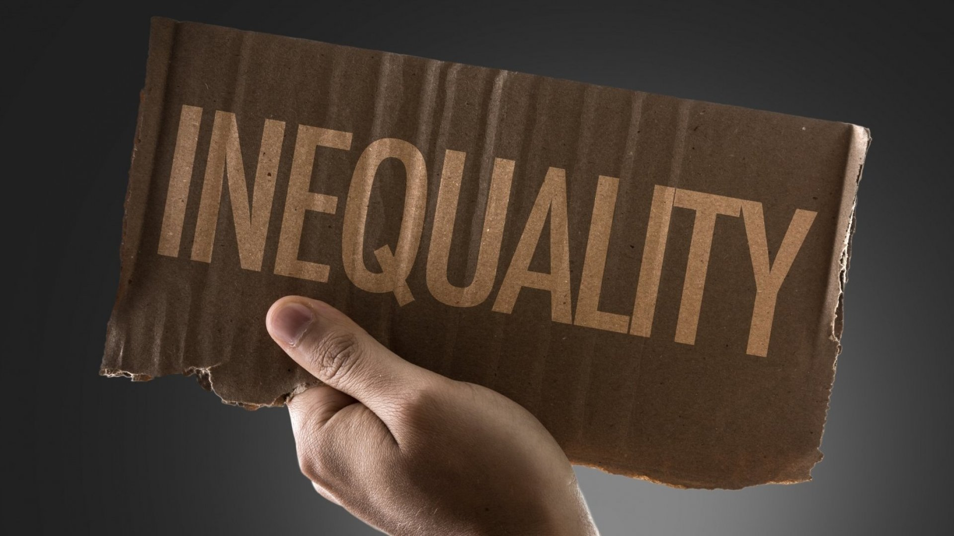 How Entrepreneurs Can Fight 3 Financial Sources of Inequality