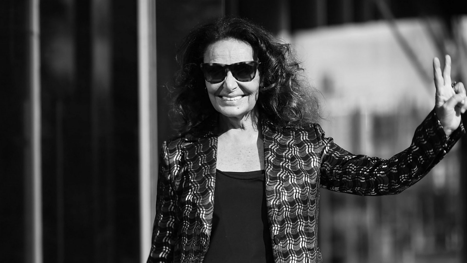 Legendary Designer Diane von Furstenberg's Morning Ritual Is the Perfect Way to Power Up Your Day