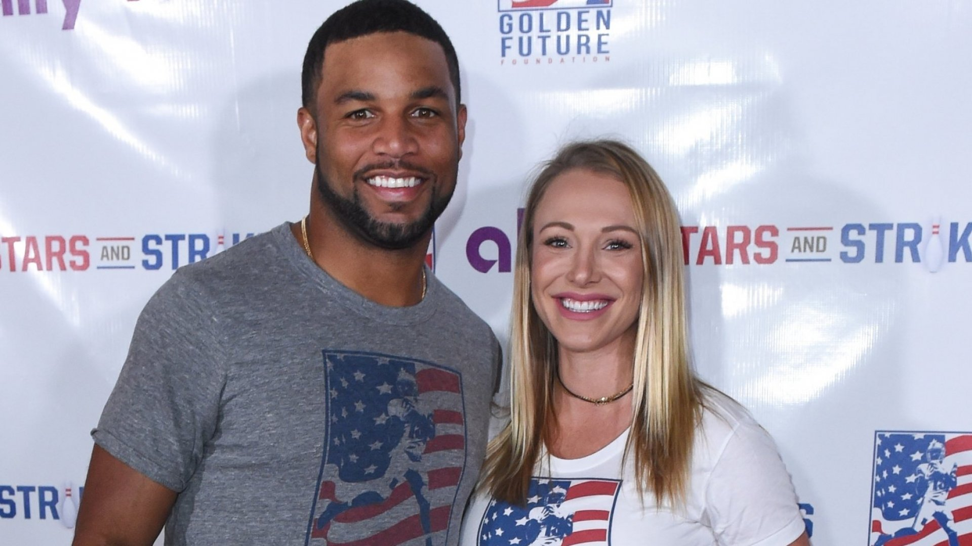 What Golden Tate Is Working on off the Football Field