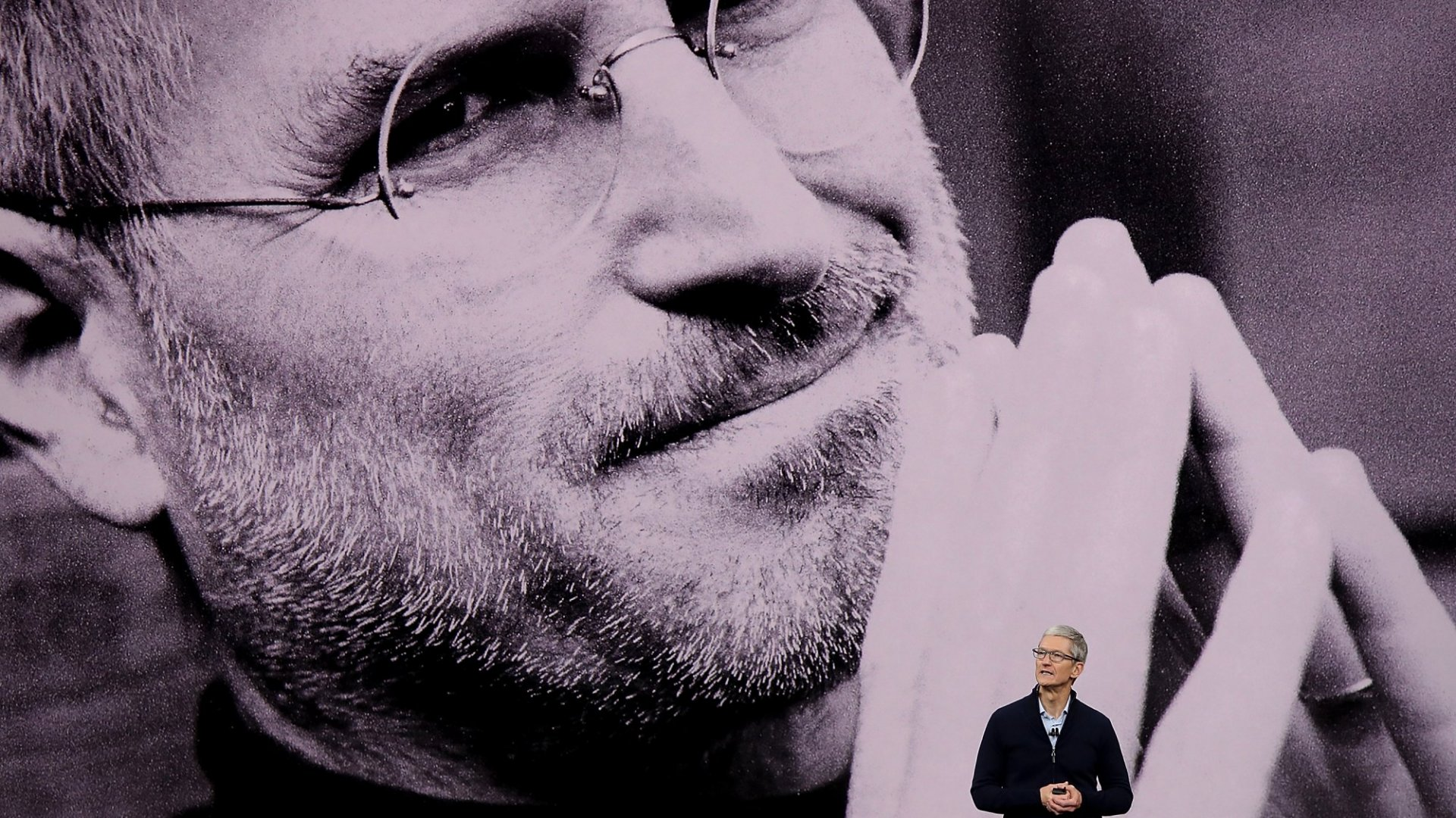 Tim Cook Remembers This 1 Thing He Misses About Steve Jobs--and His 1 Lesson That Still Guides Apple
