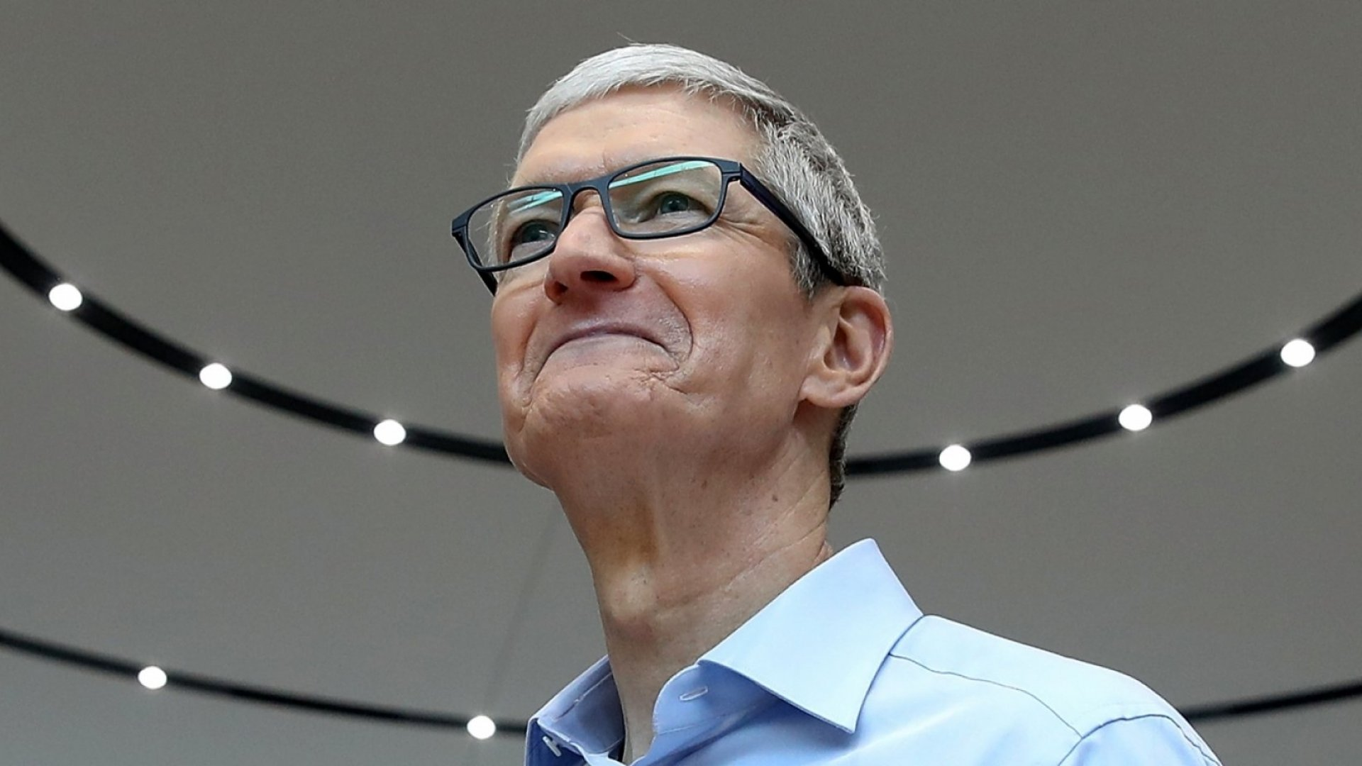 Apple Inadvertently Revealed Its Next Big Thing and It's Not What You Think