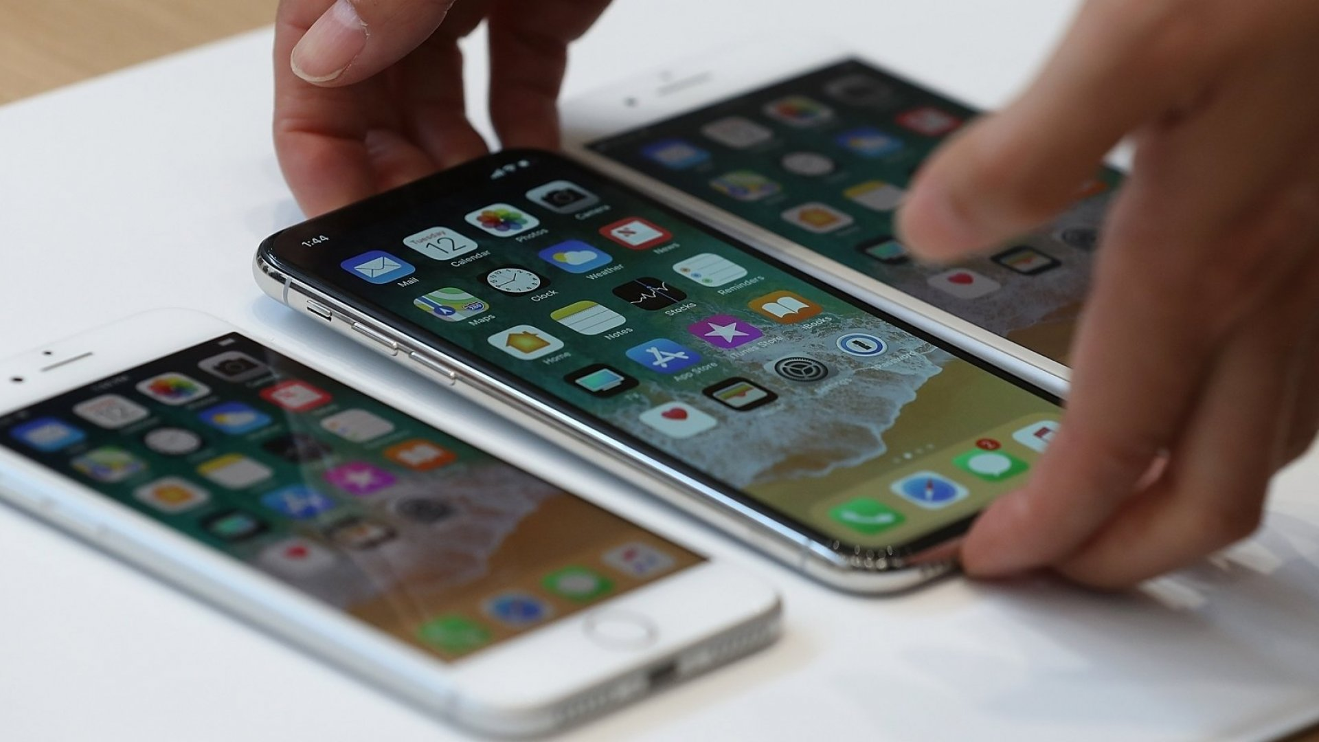 What to Expect from Apple's New iPhones--All 3 of Them