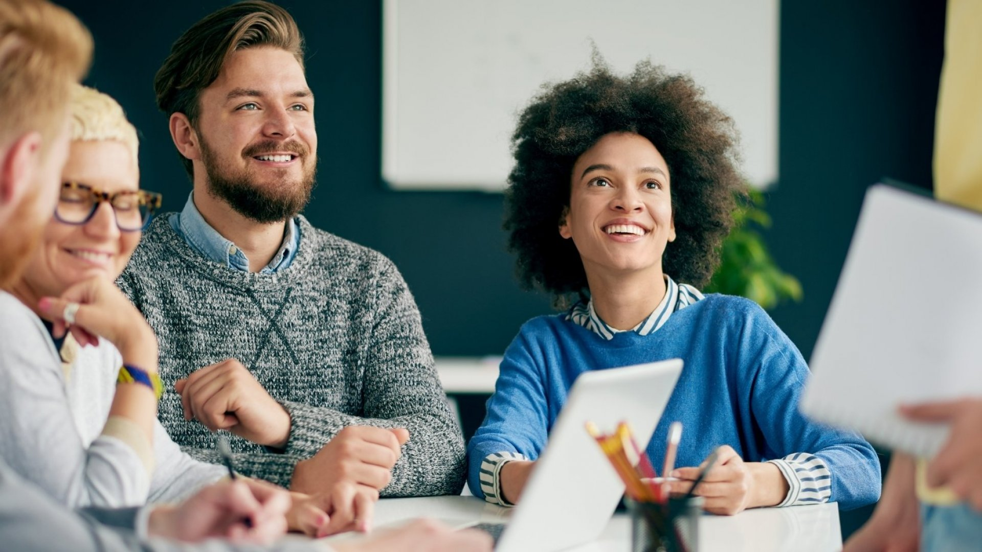 Want Happier Employees? Here Are 5 Powerfully Simple Steps to Increase Happiness at Work