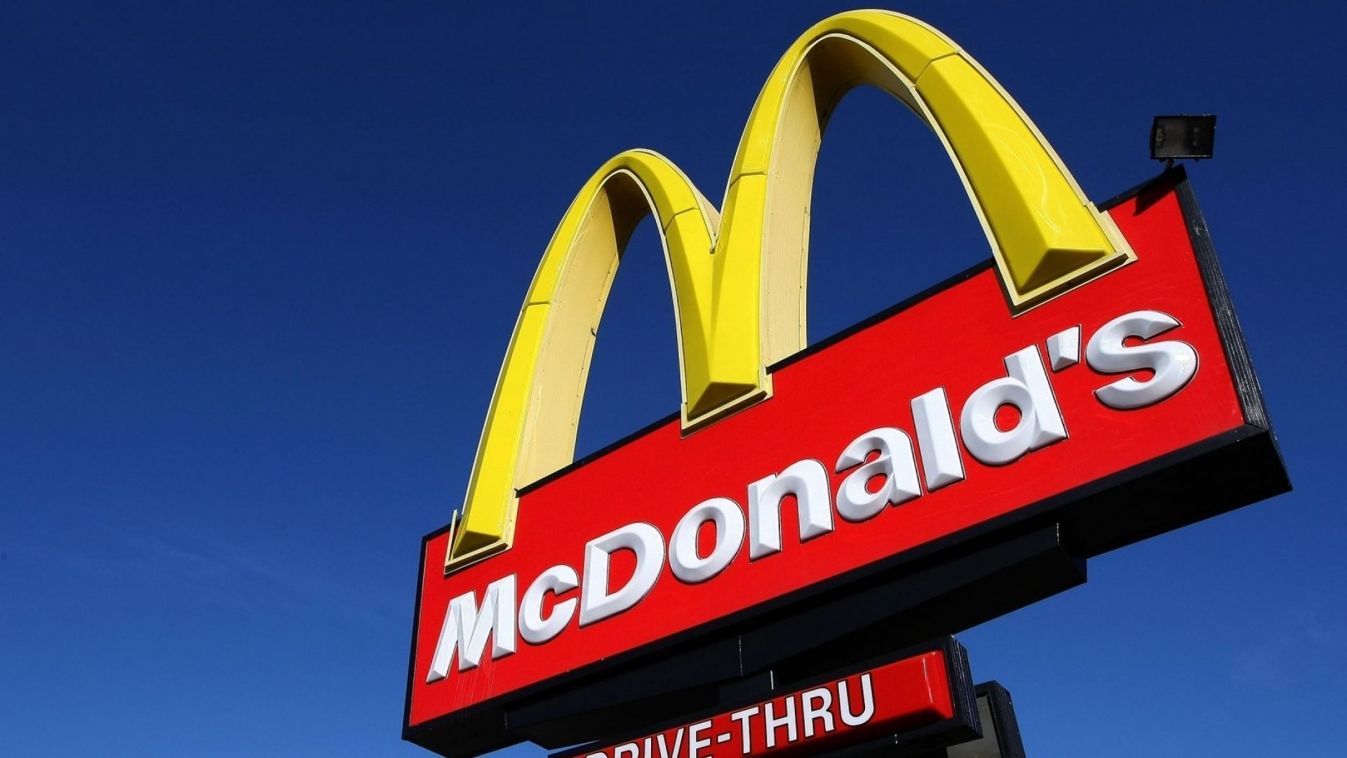 McDonald's Is Tearing Down Its First-Ever Store. Here's Why