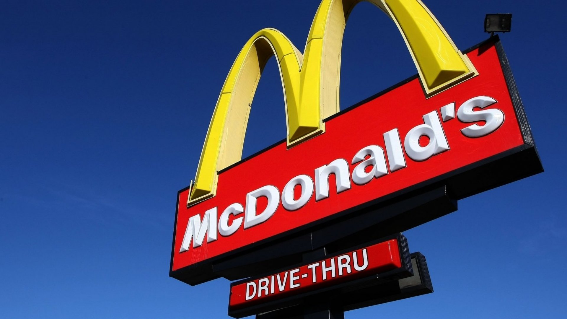 This Guy Hacked a McDonald's Drive-Thru Using Only a Radio (but Later He Went to Prison, so...)