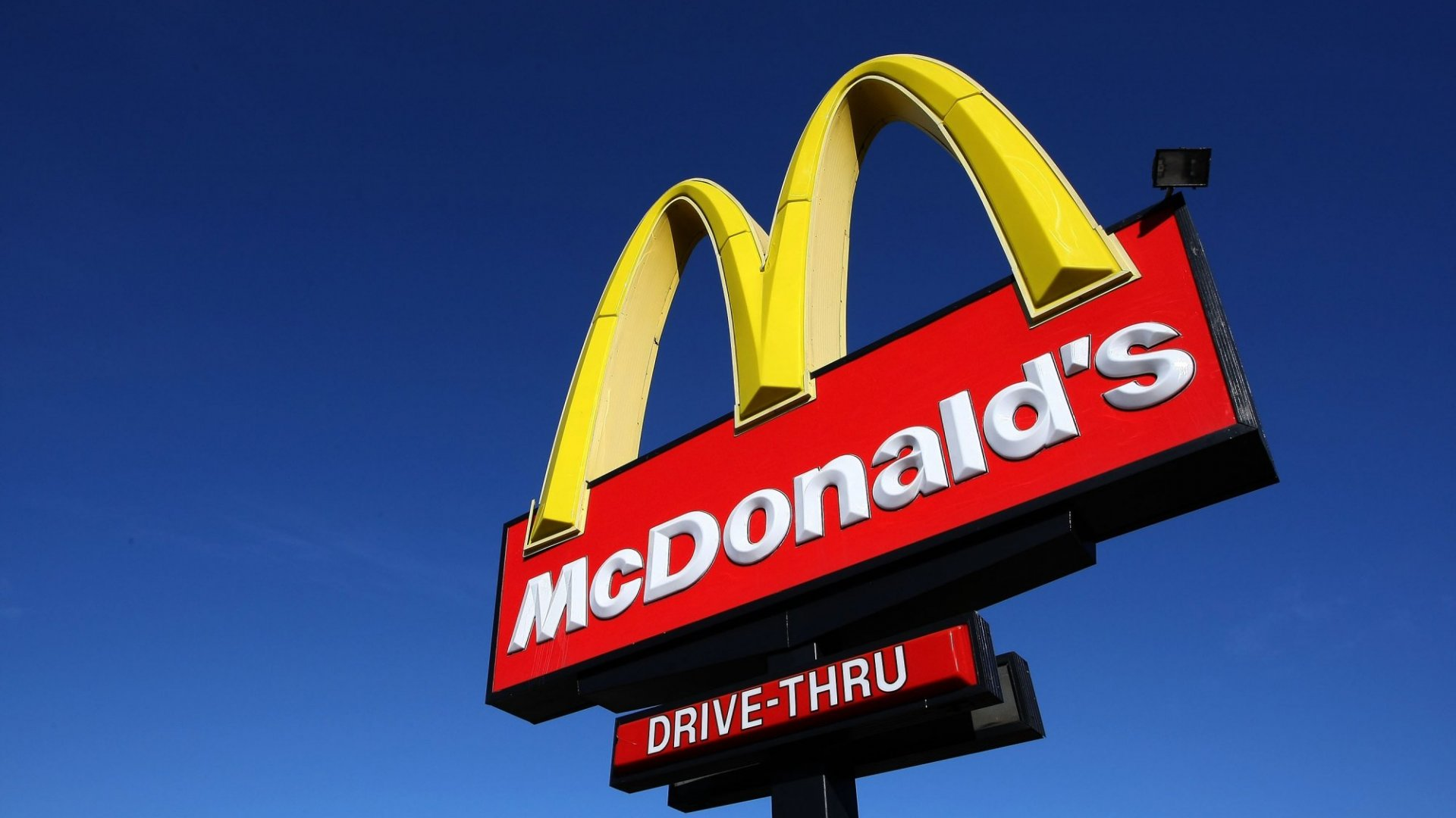 McDonald's Just Had the Single Worst Day in Its Company's History. Here's What Happened