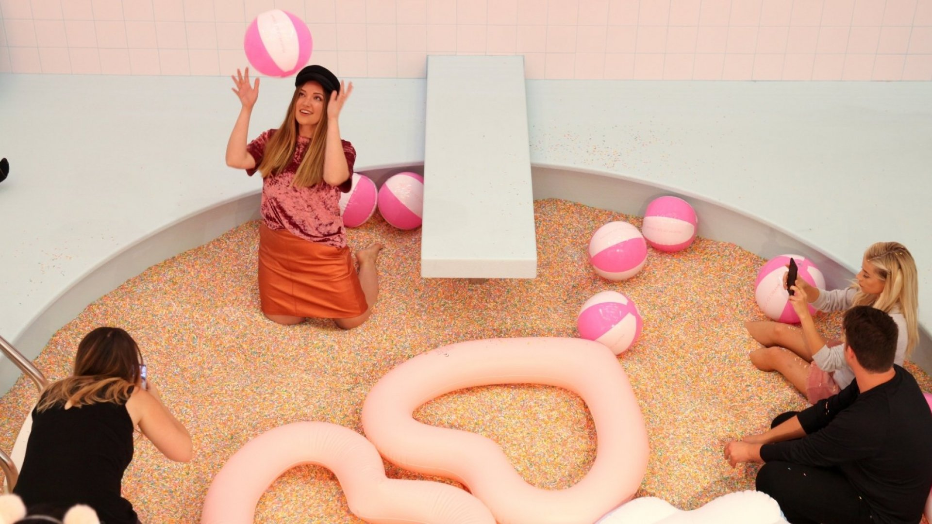 How This 27-Year-Old Turned a Whimsical Summer Project Into a Business Valued at $200 Million