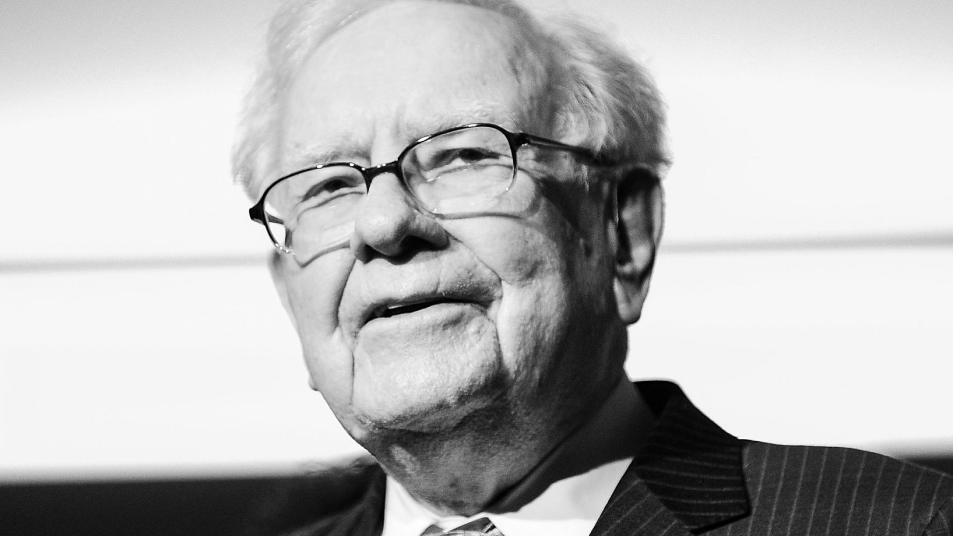 Billionaire businessman Warren Buffett.