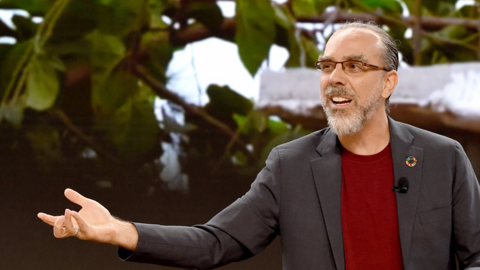 Google X co-founder and scientist Dr. Astro Teller.