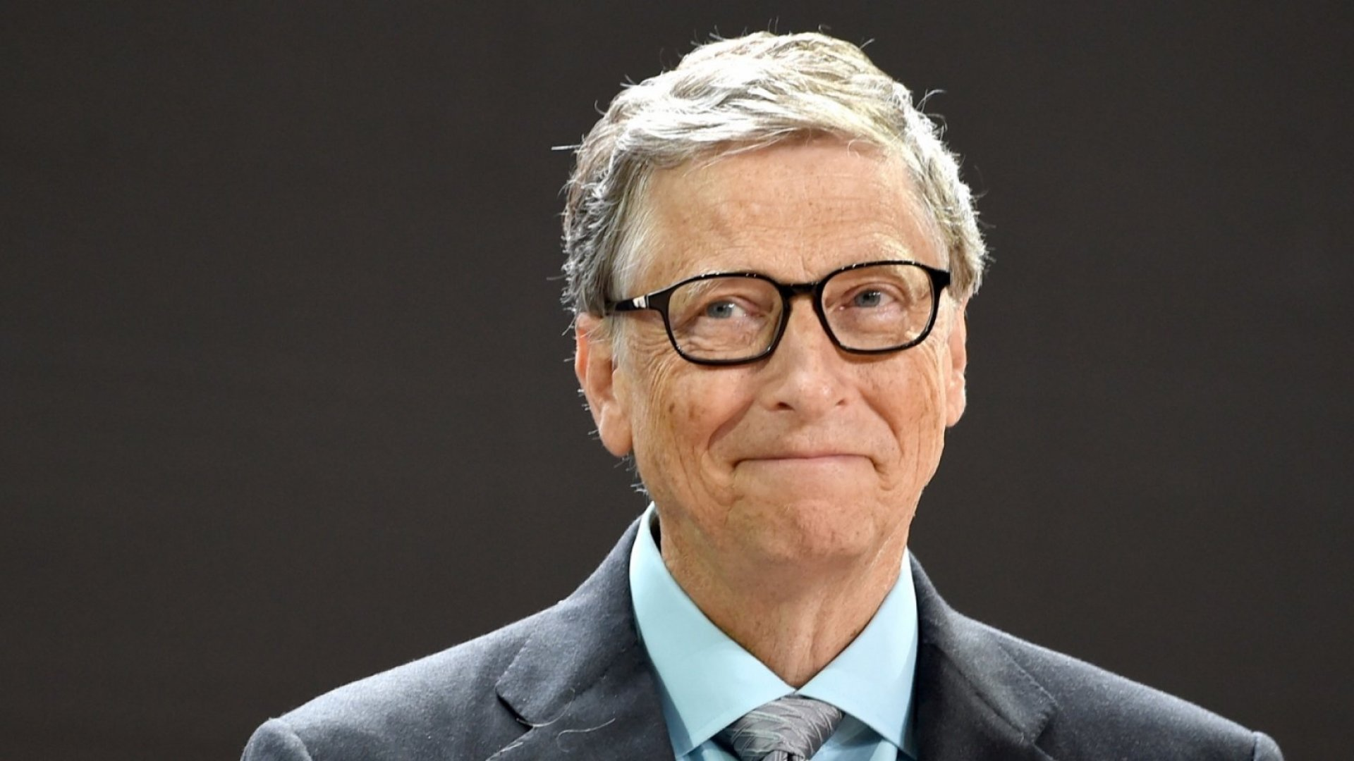 Bill Gates Slammed Donald Trump This Morning