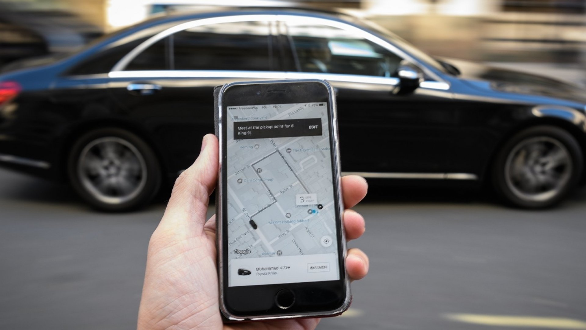 Uber Surge Pricing Snafu Results in Shocking $14,400 Charge for a 20-Minute Ride (Don't Be the Next Victim)