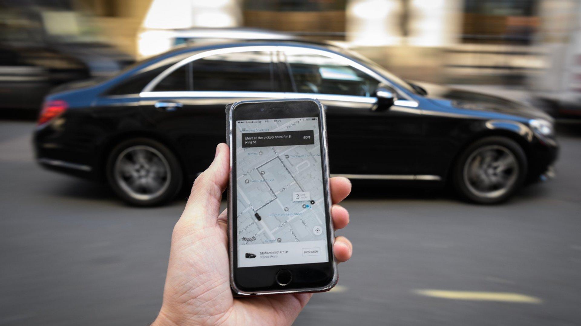 Uber Customers: Beware This Scam