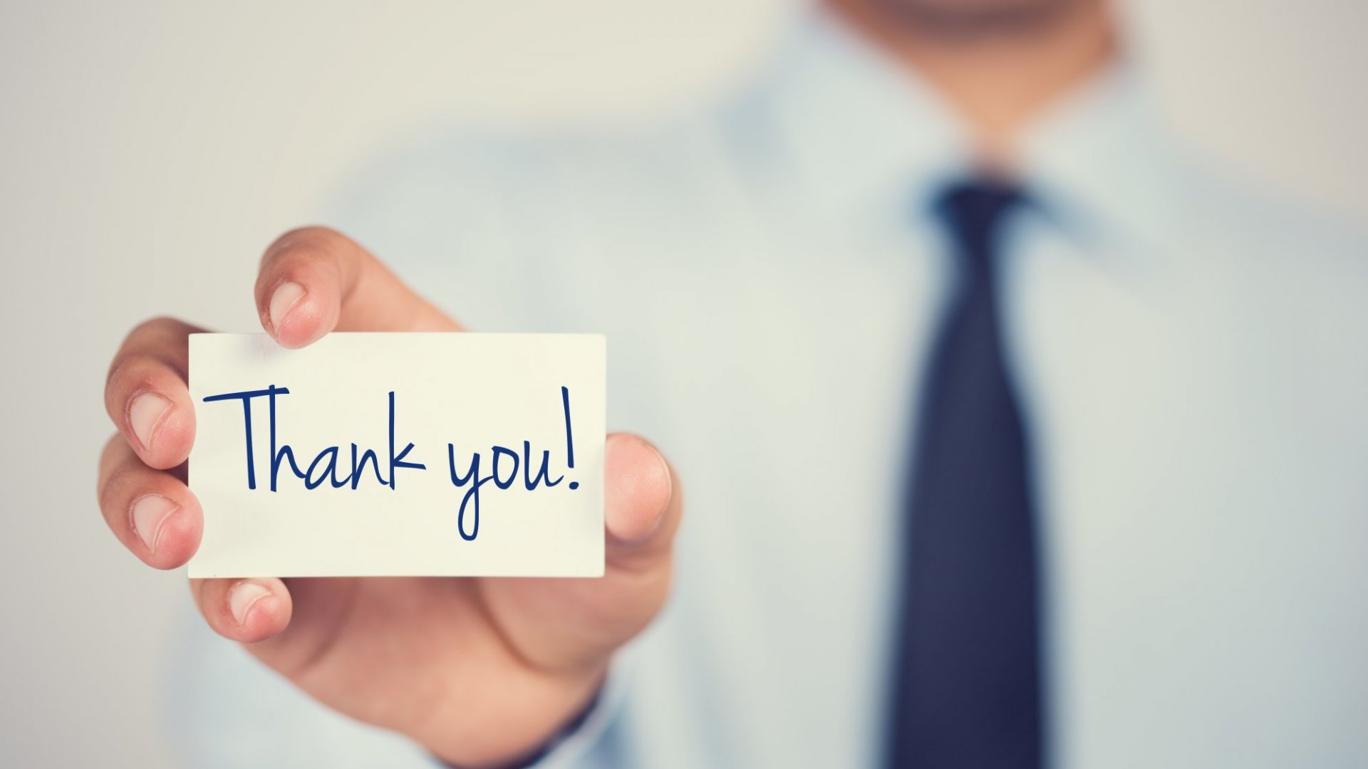 The Notion of Gratitude: A Small Change that has Big Impact