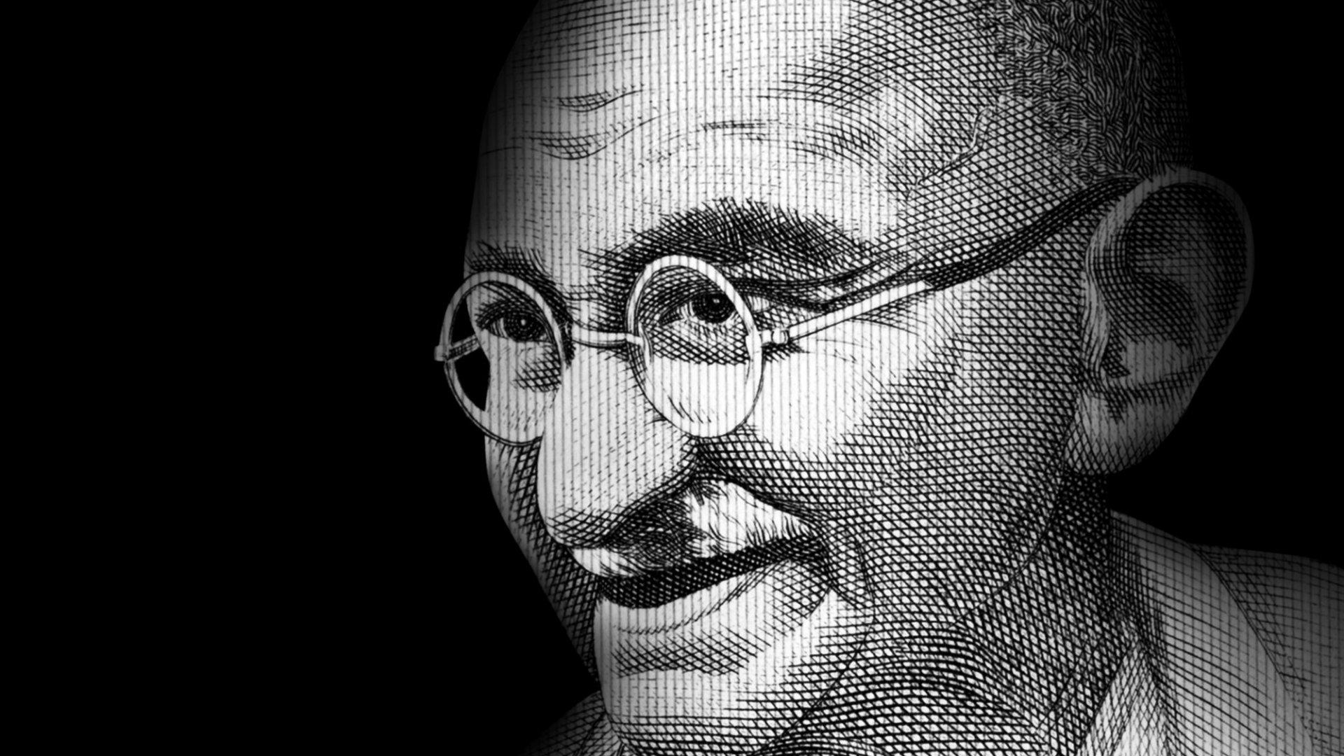 How Gandhi Would Lead Toward An AI Future