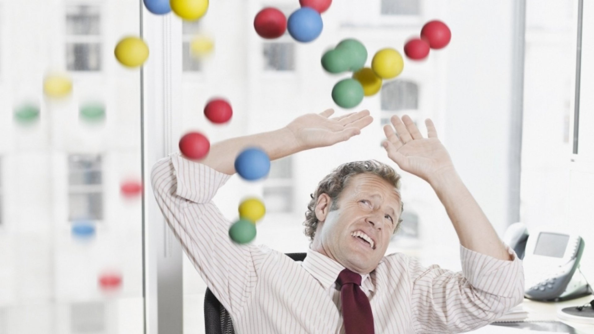 How to Manage a Hard Worker Who's Dropping Balls