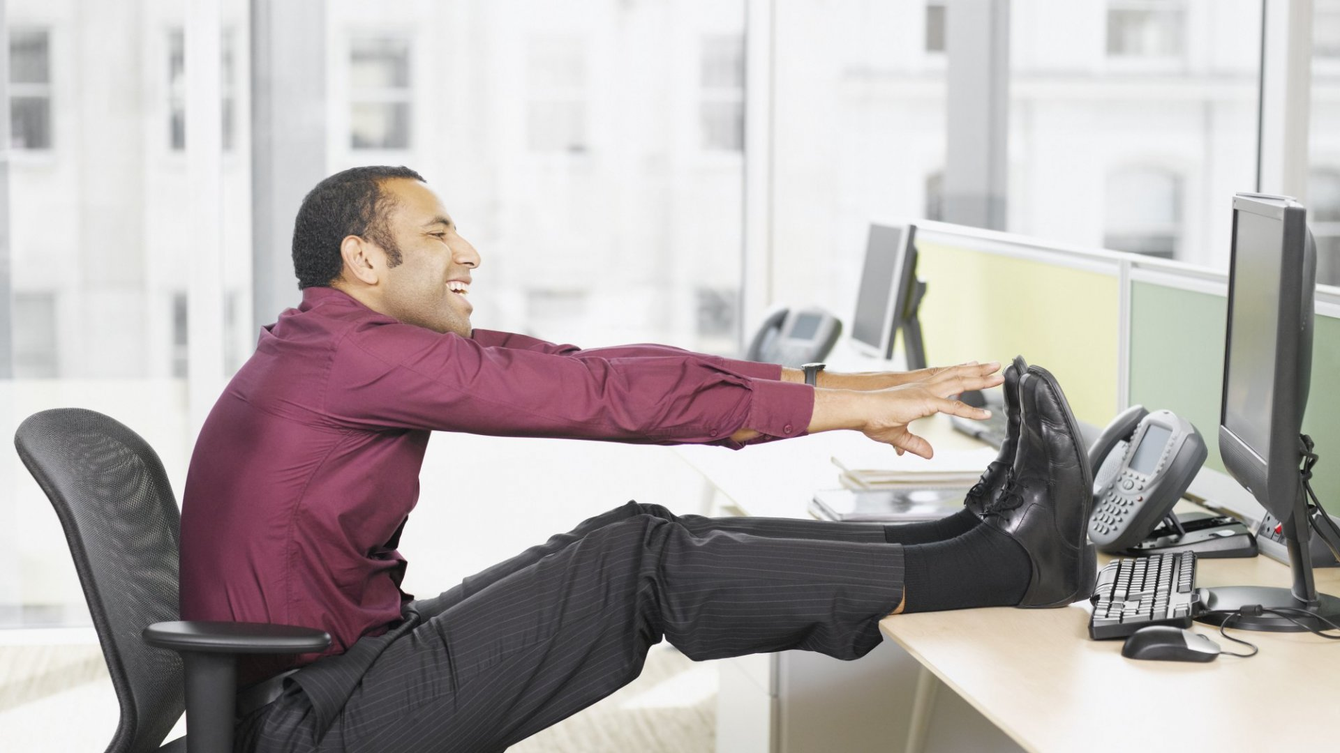 Does your lack of workplace flexibility leave you wanting to stretch more?