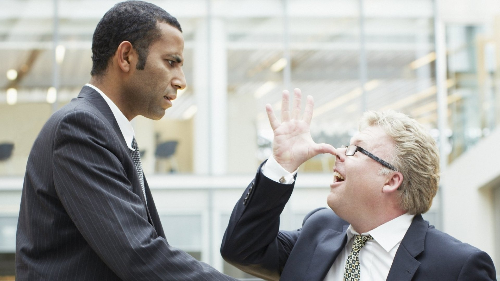 Why Your Company Probably Has a Rudeness Problem