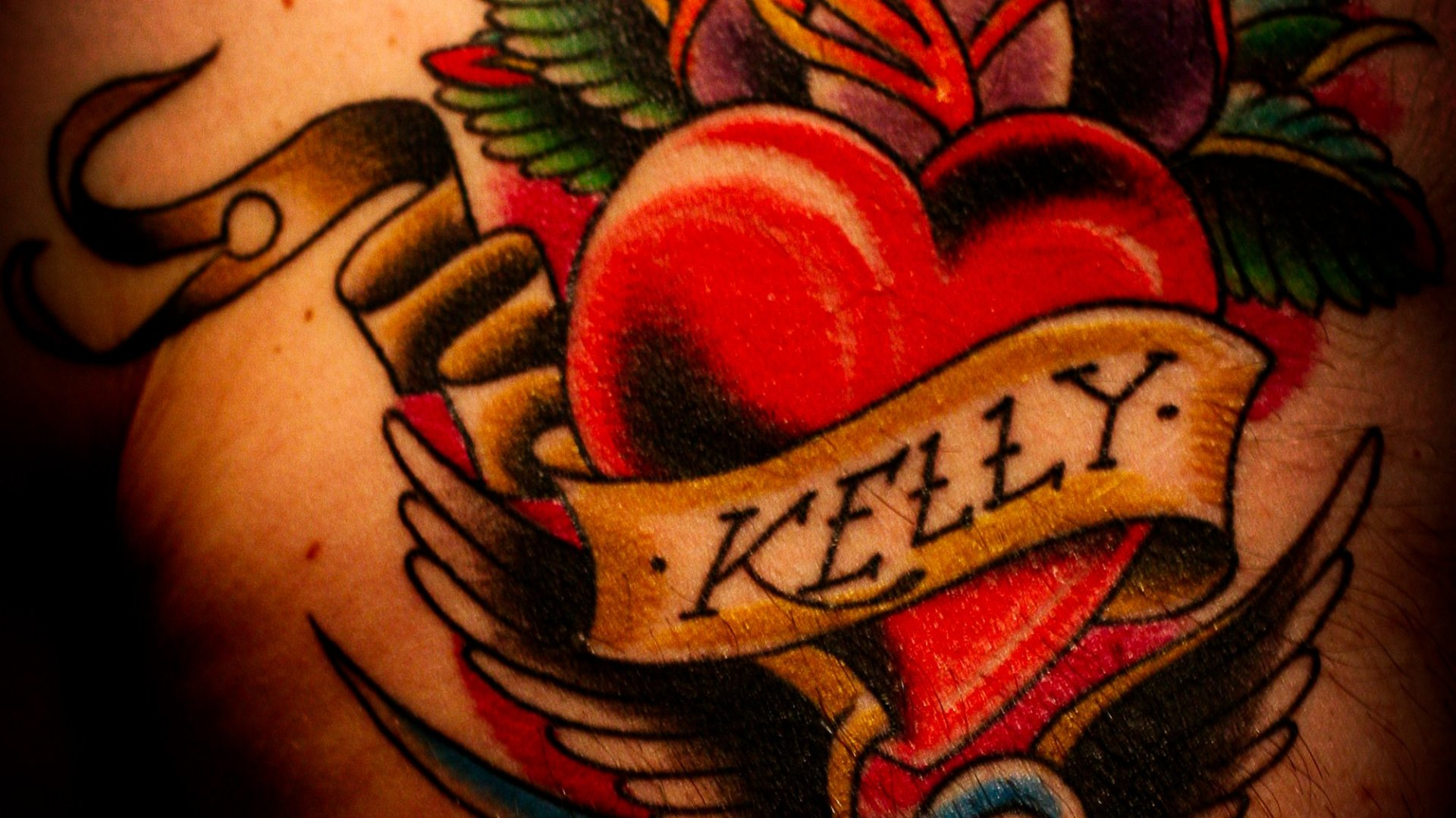 Here's Why Tattoos at Whole Foods Make Perfect Sense