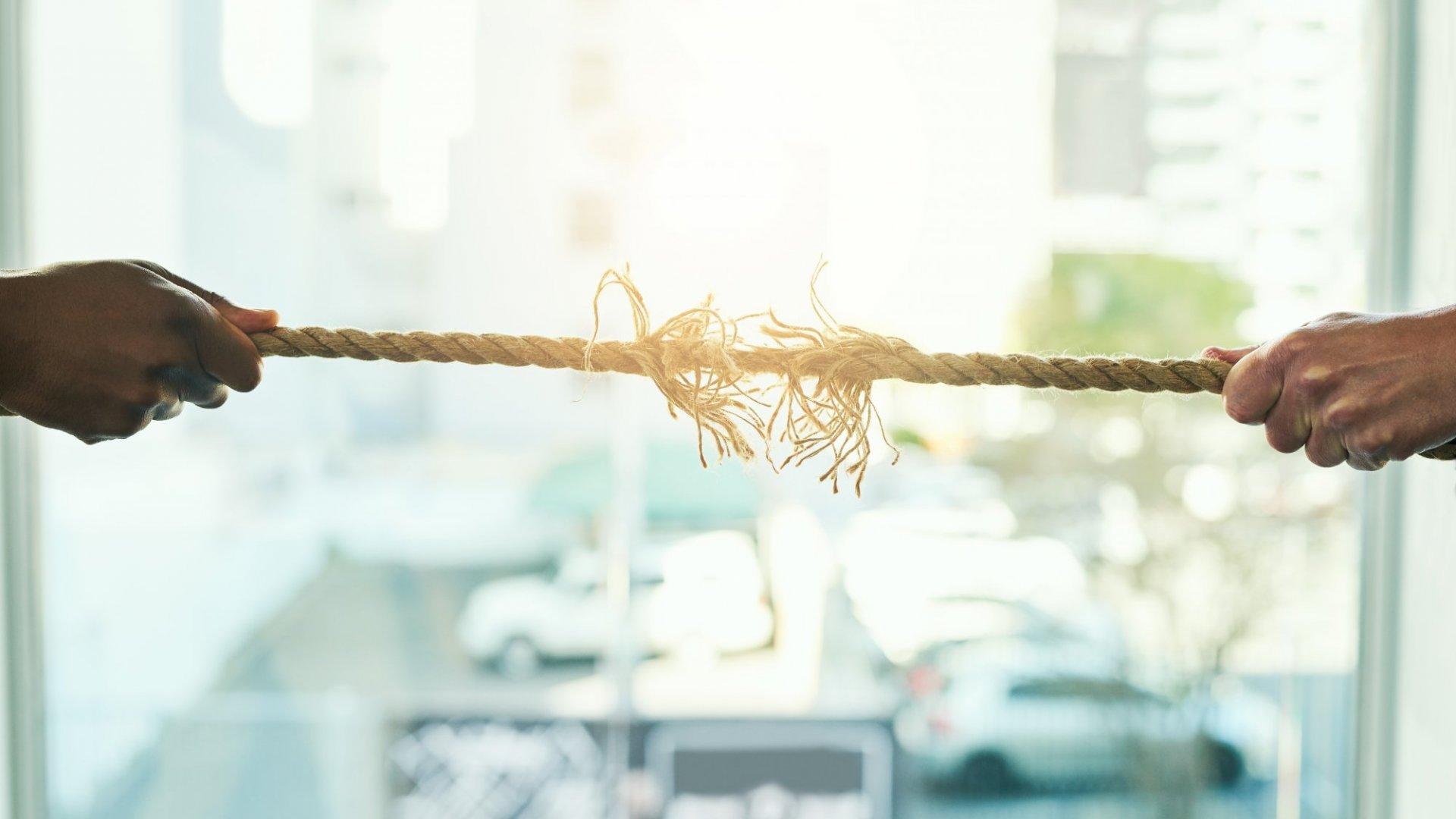 How to Sidestep a Failing Business Partnership