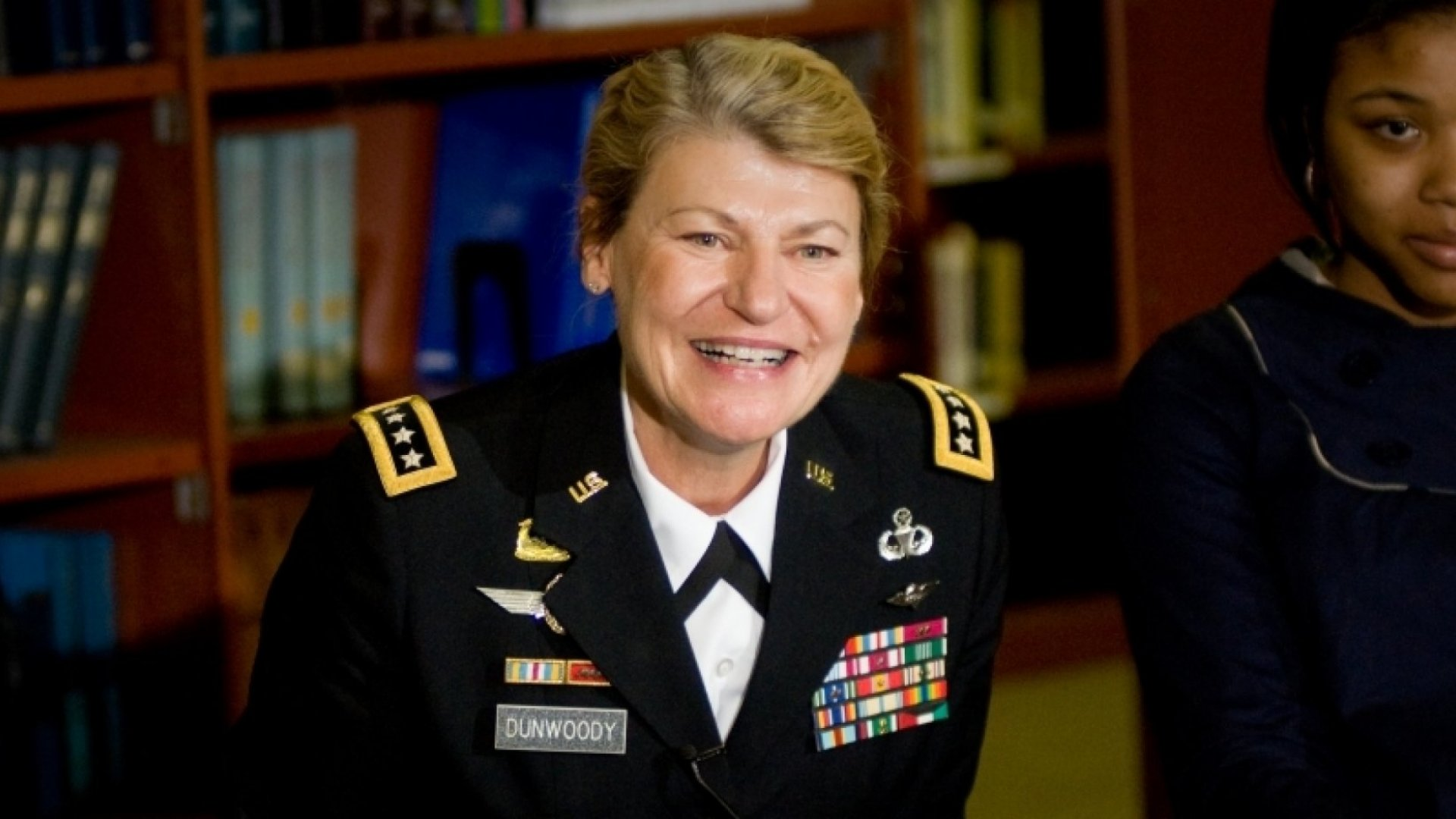 15 Leadership Strategies From America's First Female 4-Star General