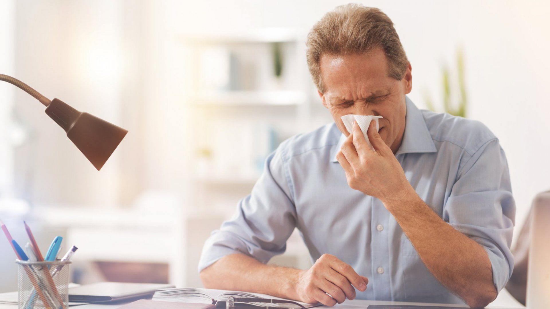 Going Into Work Even Though You're Sick? You Might Deservedly Get 'Sick Shamed'