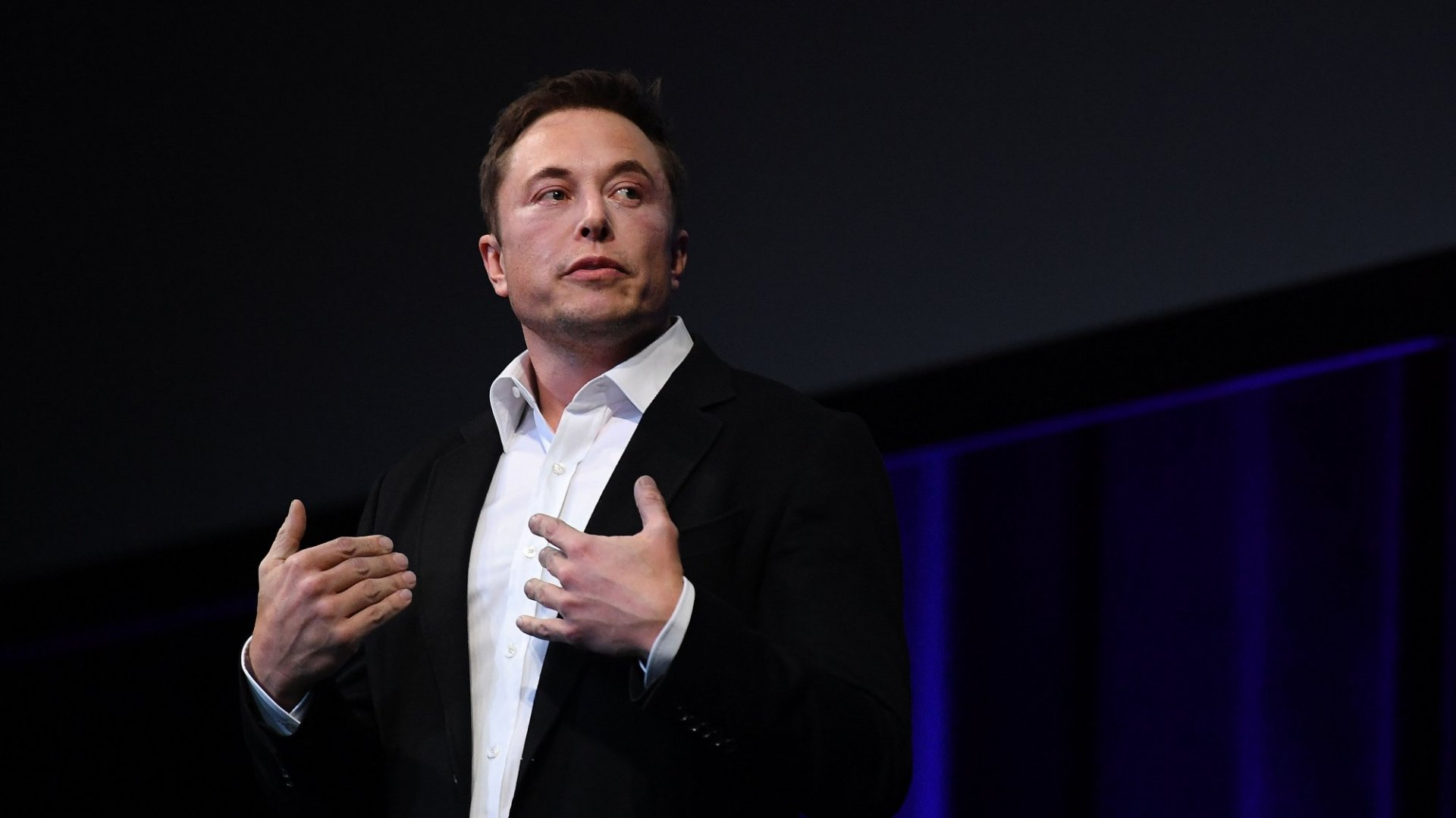 Elon Musk: 'If We Can Send a Roadster to the Asteroid Belt, We Can Probably Solve Model 3 Production'
