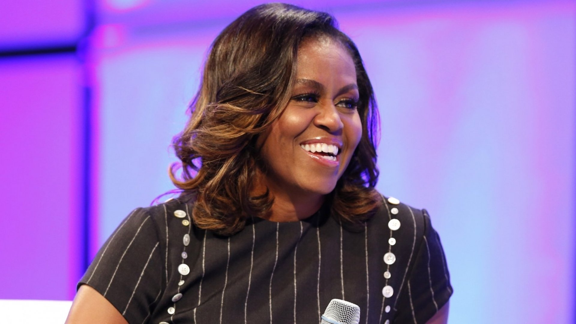 Michelle Obama at Dreamforce Just Delivered an Inspirational Message to the Tech World