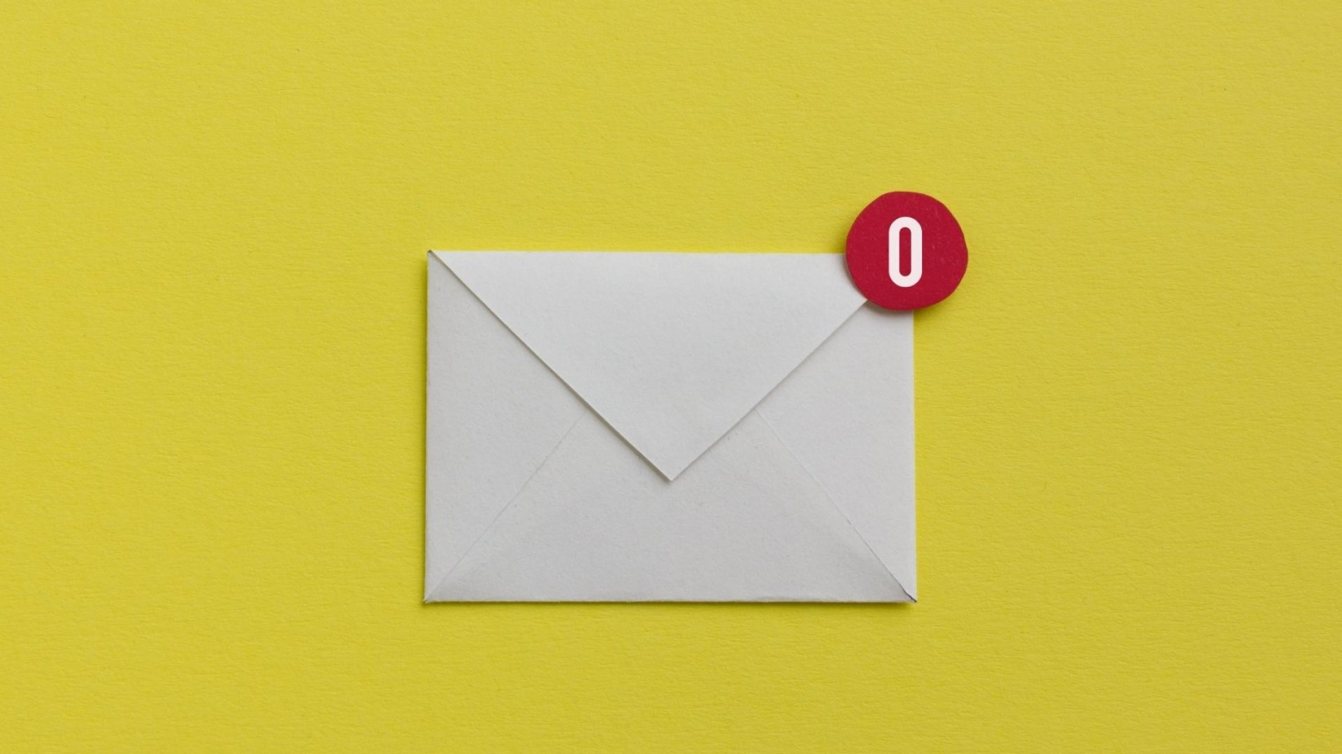 5 Tiny Email Tweaks That Will Give You Back an Hour of Your Day