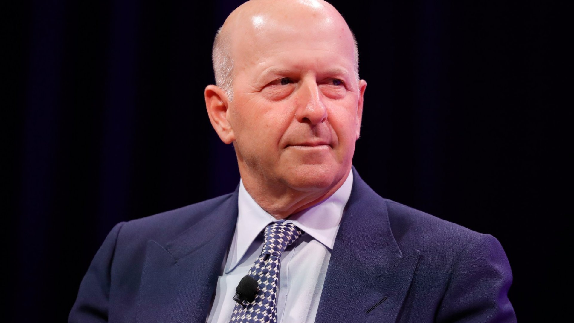 12 Extremely Personal Details About the New CEO of Goldman Sachs