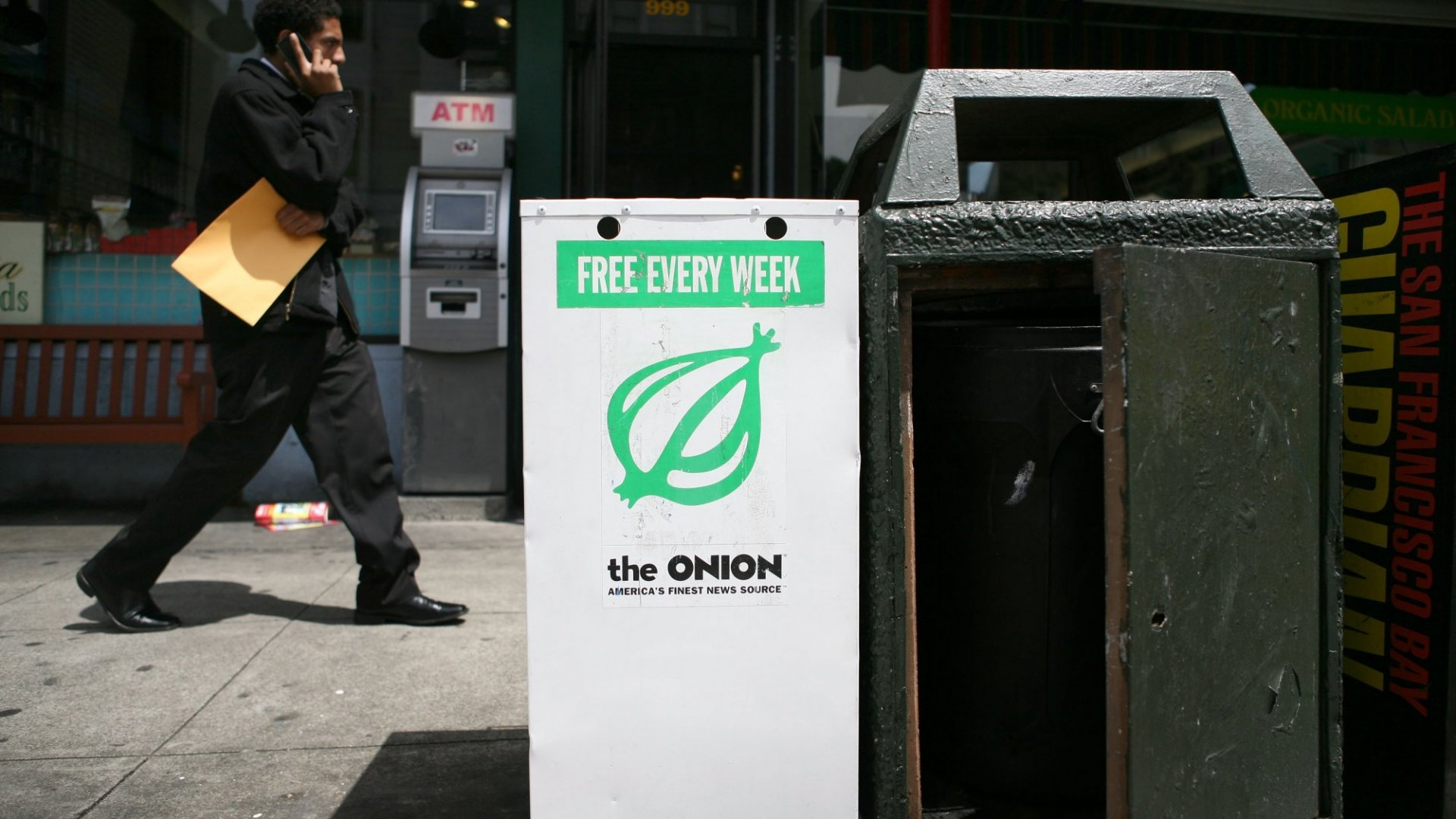 The Onion's Best Business Headlines Ever