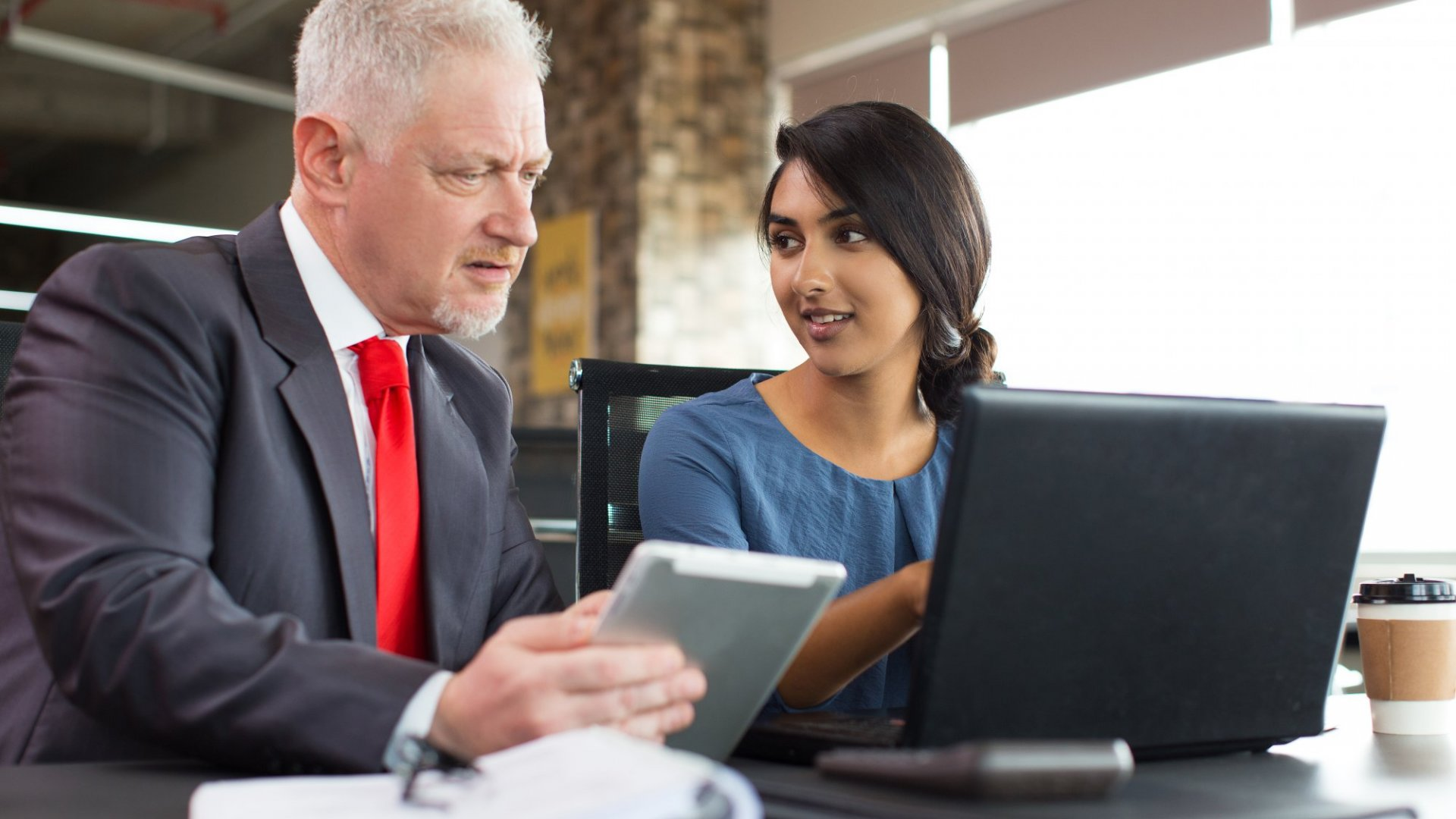 Work for a Younger Boss? Here are 5 Tips to Make it Work