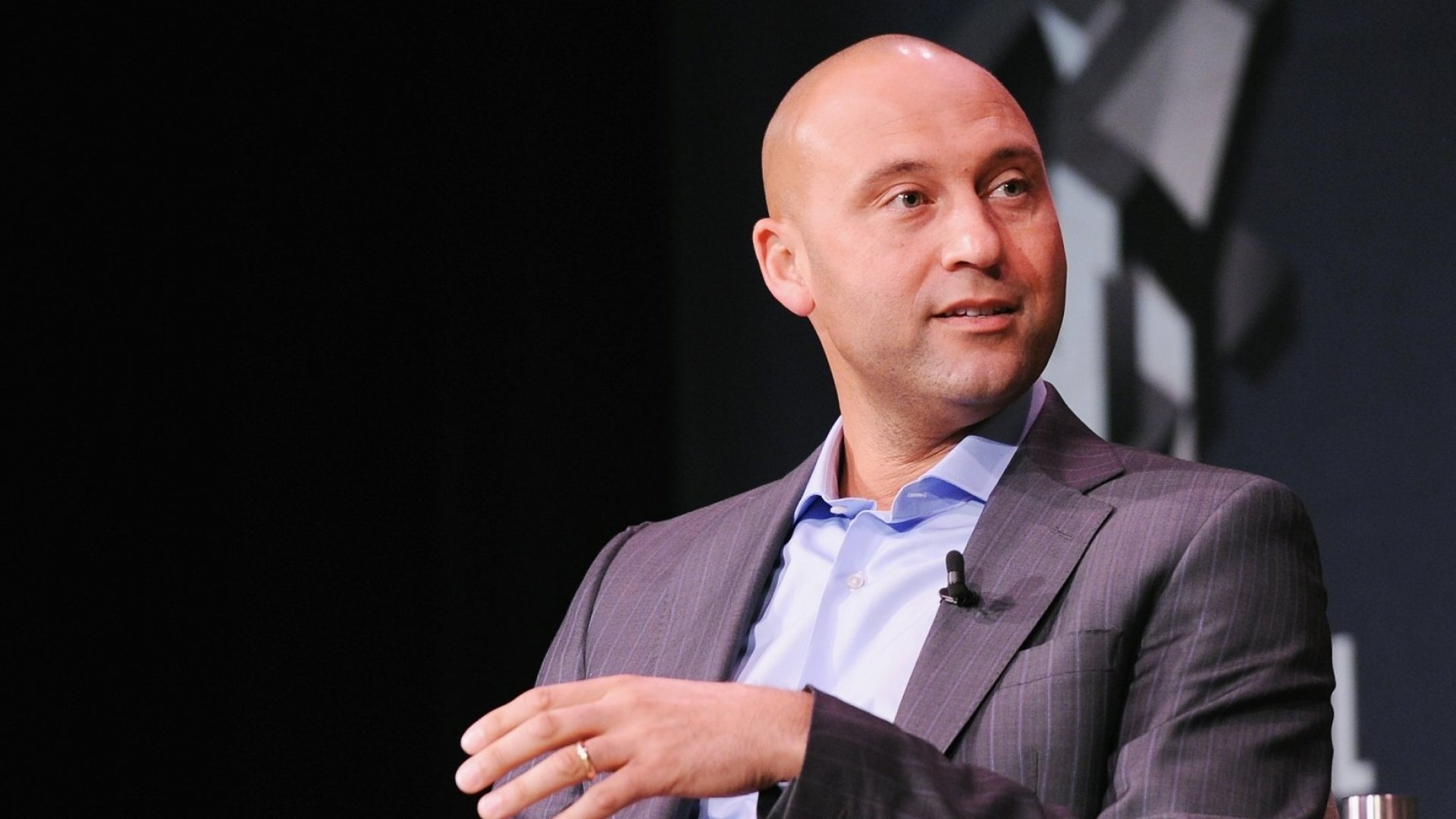 Derek Jeter on His Second Act and How Failing 70 Percent of the Time  Is Still Success
