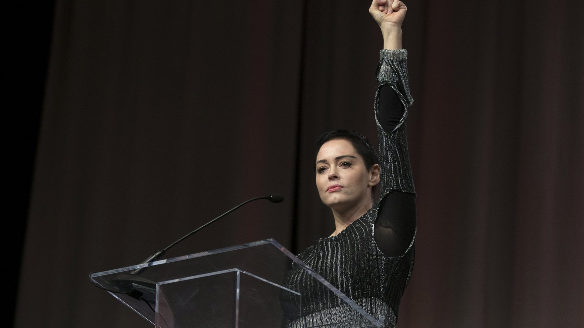 4 Reasons Rose McGowan Should Be the Leadership Model for Your Organization