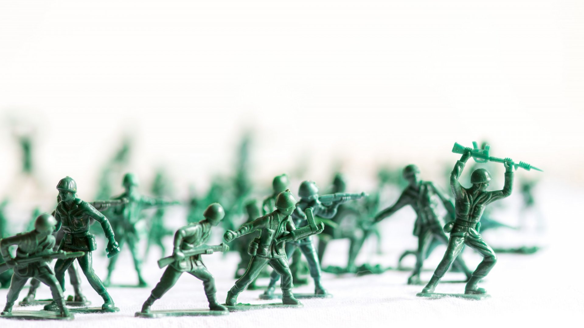 Want to Win the Battle Against Your Competition? Create a First-Class War Room