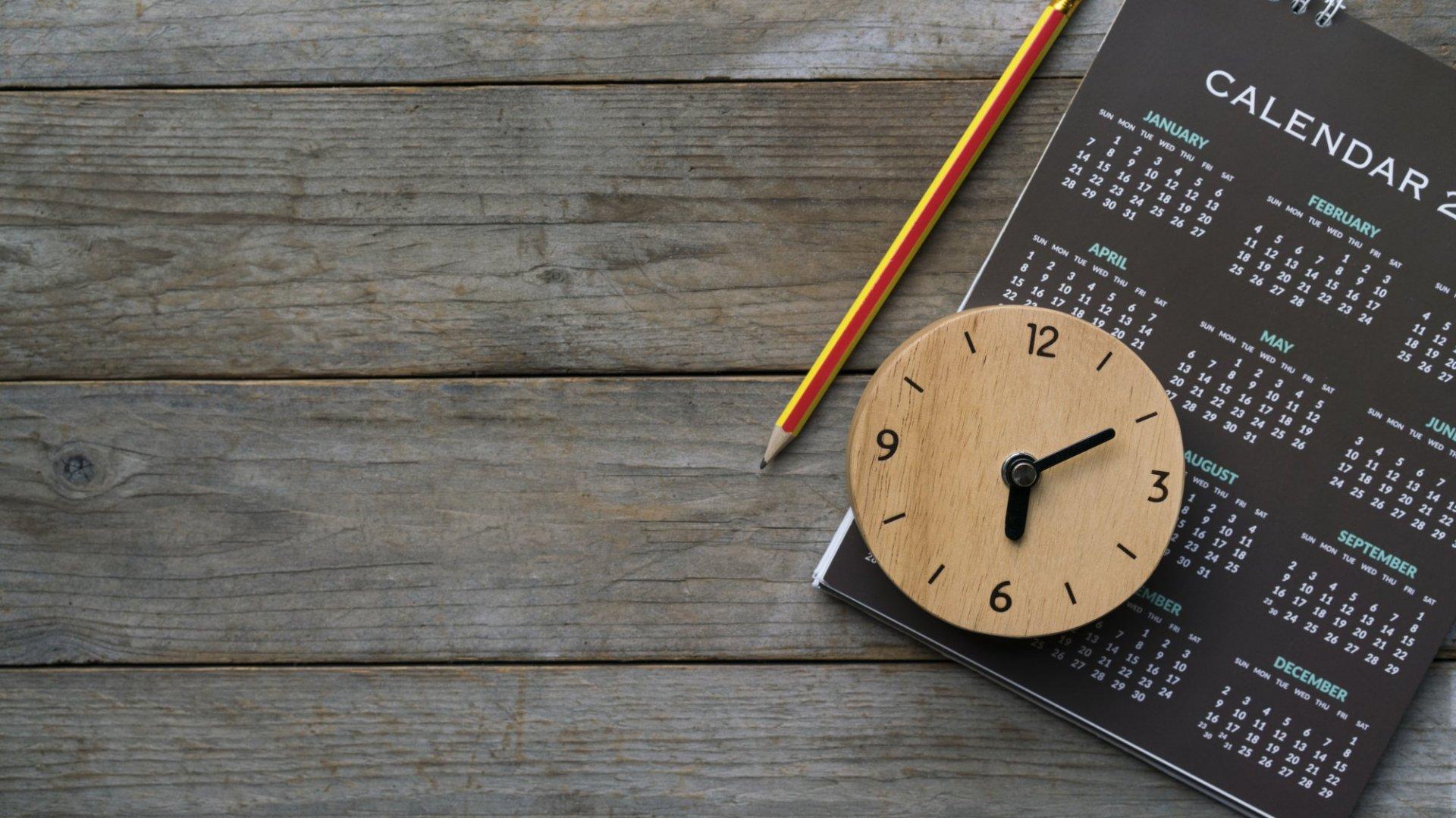 1 Surprisingly Simple Way to Run More Disciplined Meetings