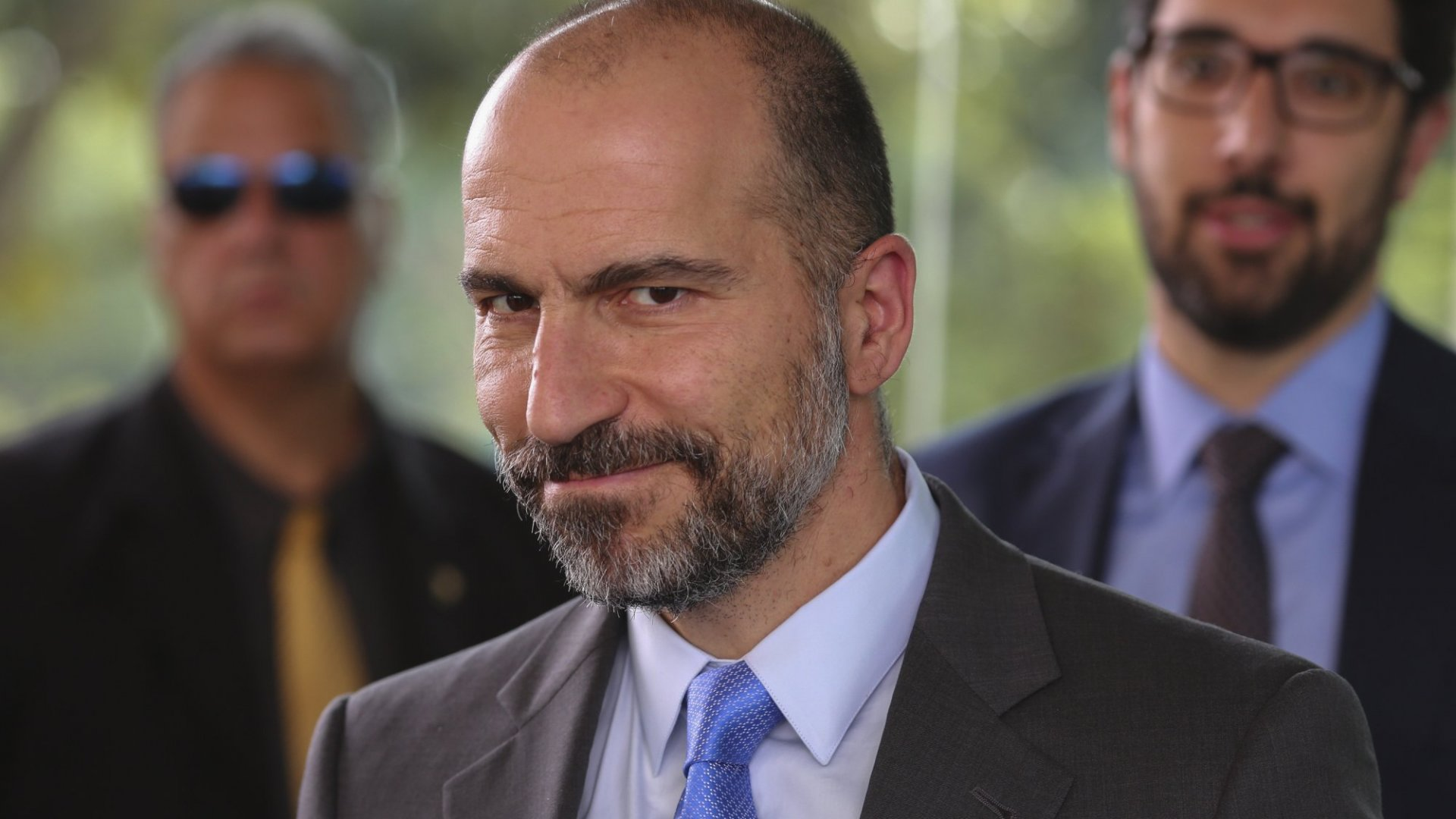 Uber Reaches $1 Billion Deal With Softbank