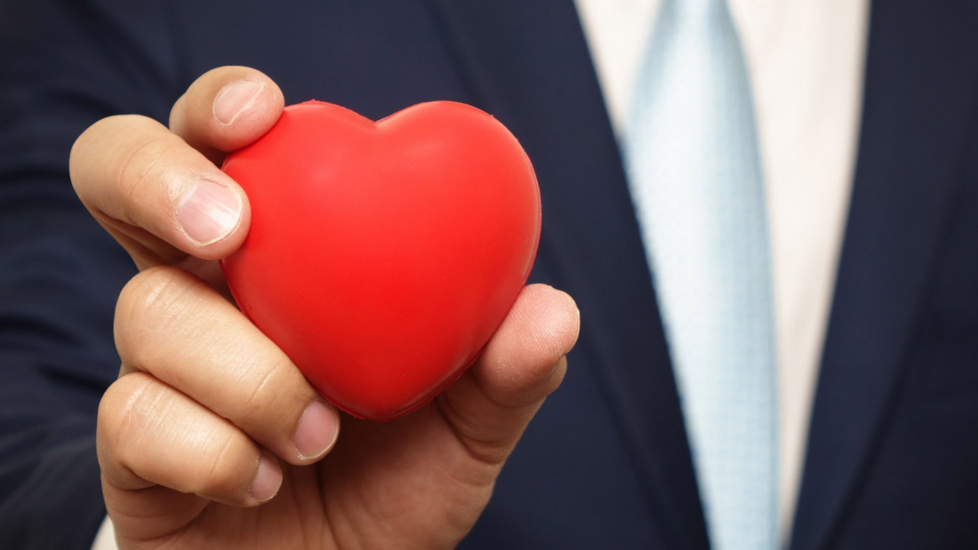 Love May Be Just the Thing You Need for Long-Term Business Success