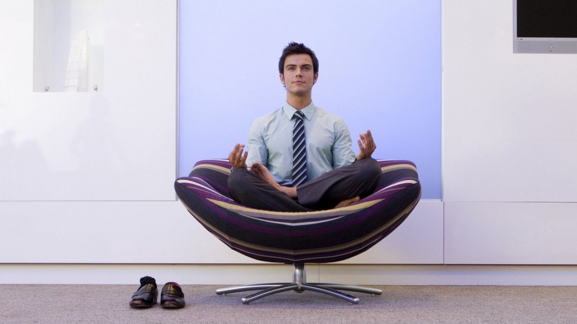 Why Science Says Meditation Might Help You Save Your Business