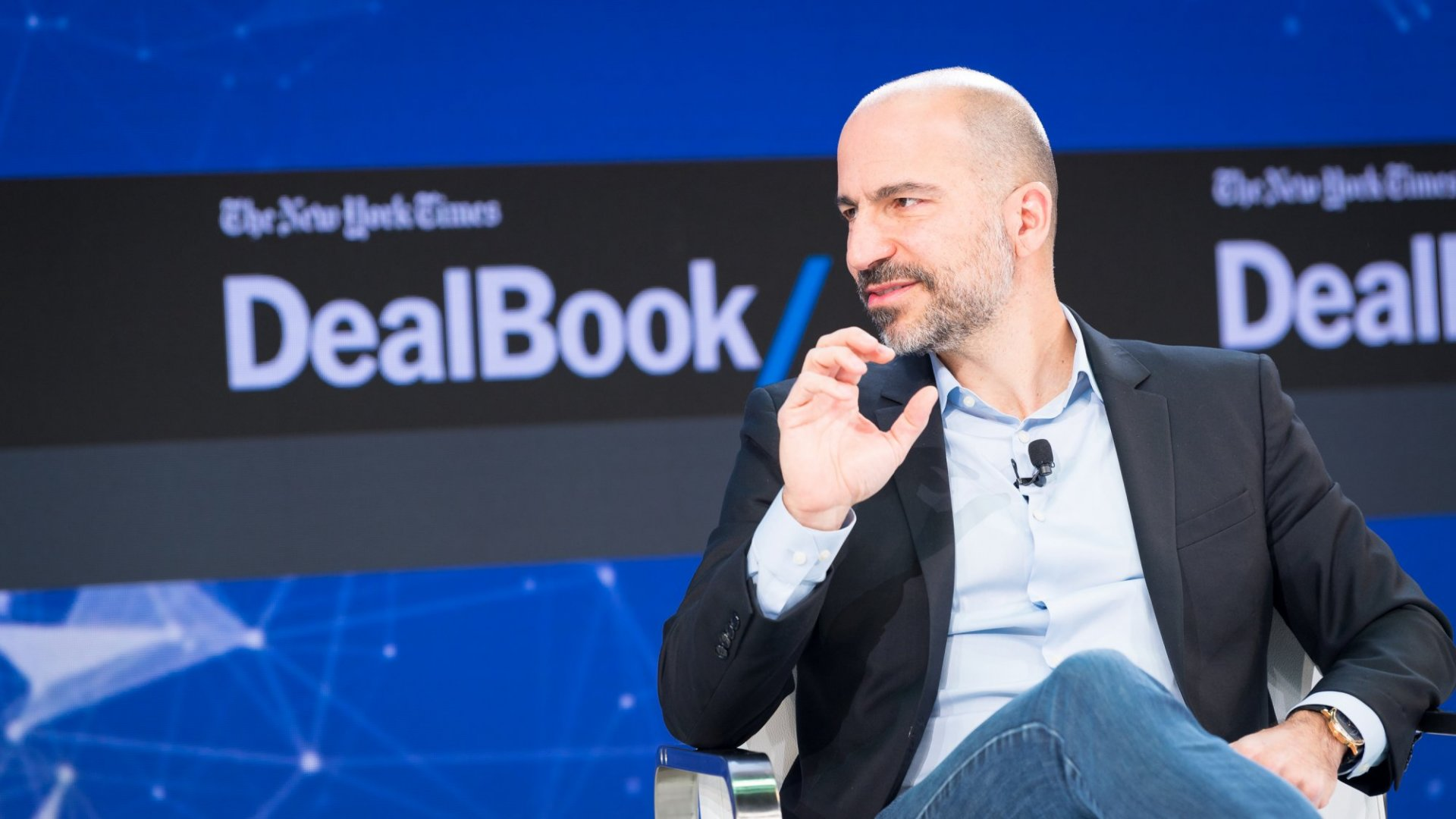 How Uber CEO Dara Khosrowshahi Is the Exact Opposite of Uber Founder Travis Kalanick